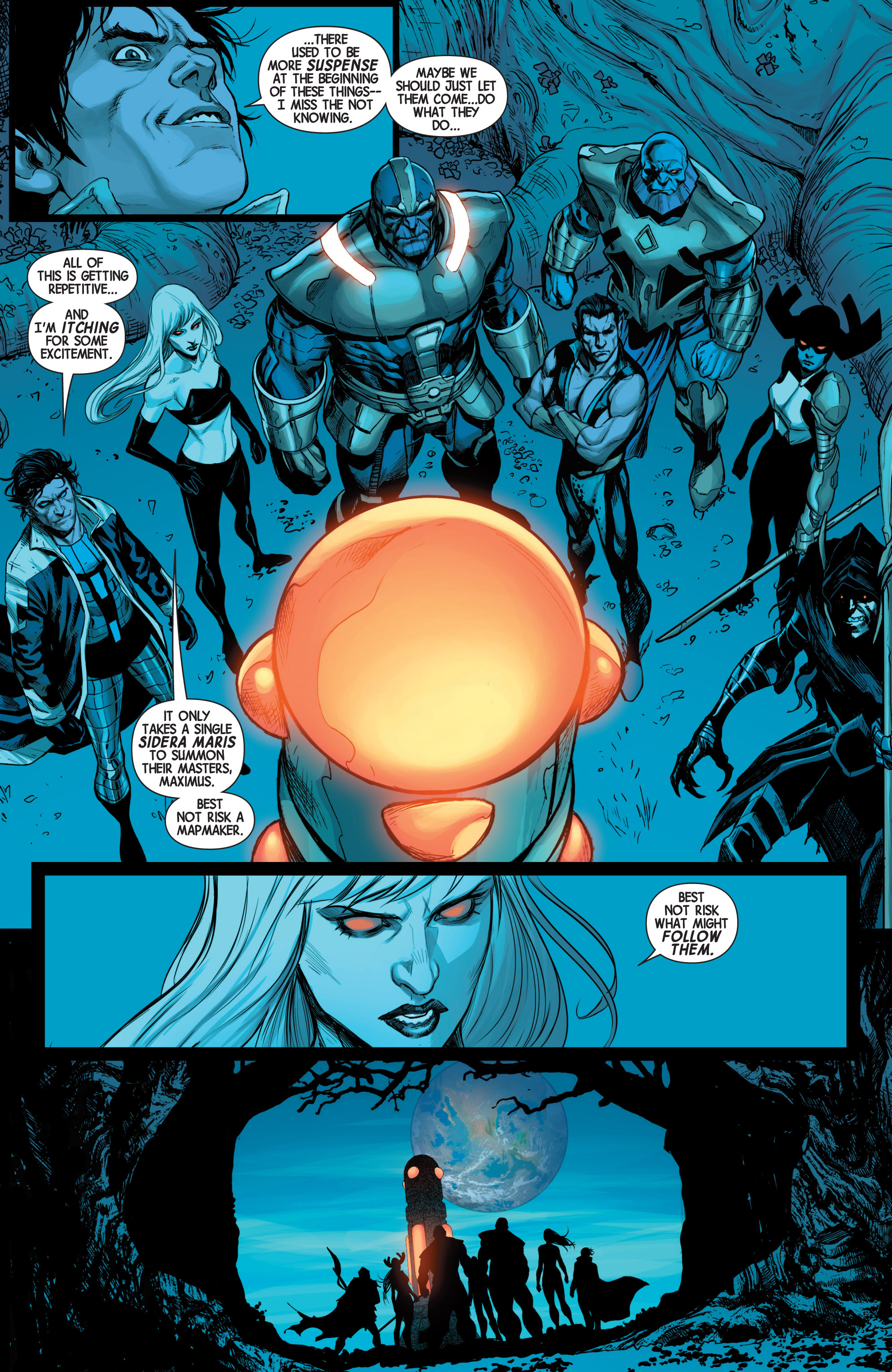 Read online Avengers (2013) comic -  Issue #40 - 14