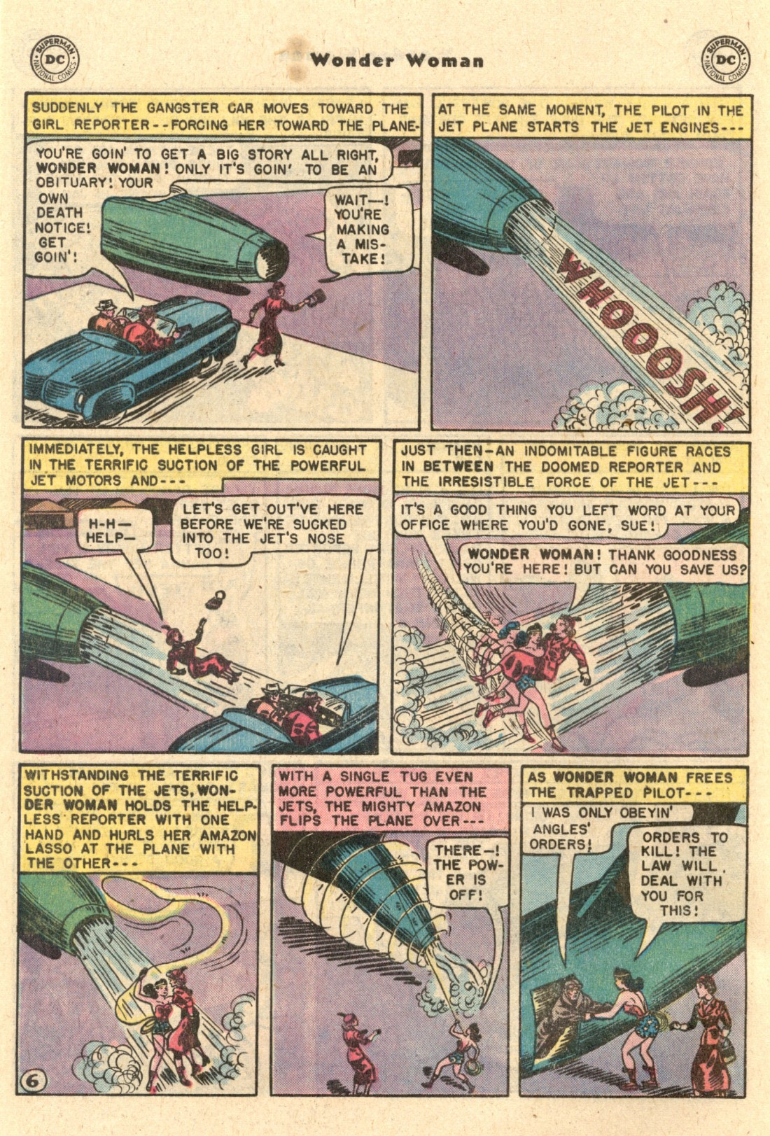 Read online Wonder Woman (1942) comic -  Issue #62 - 7