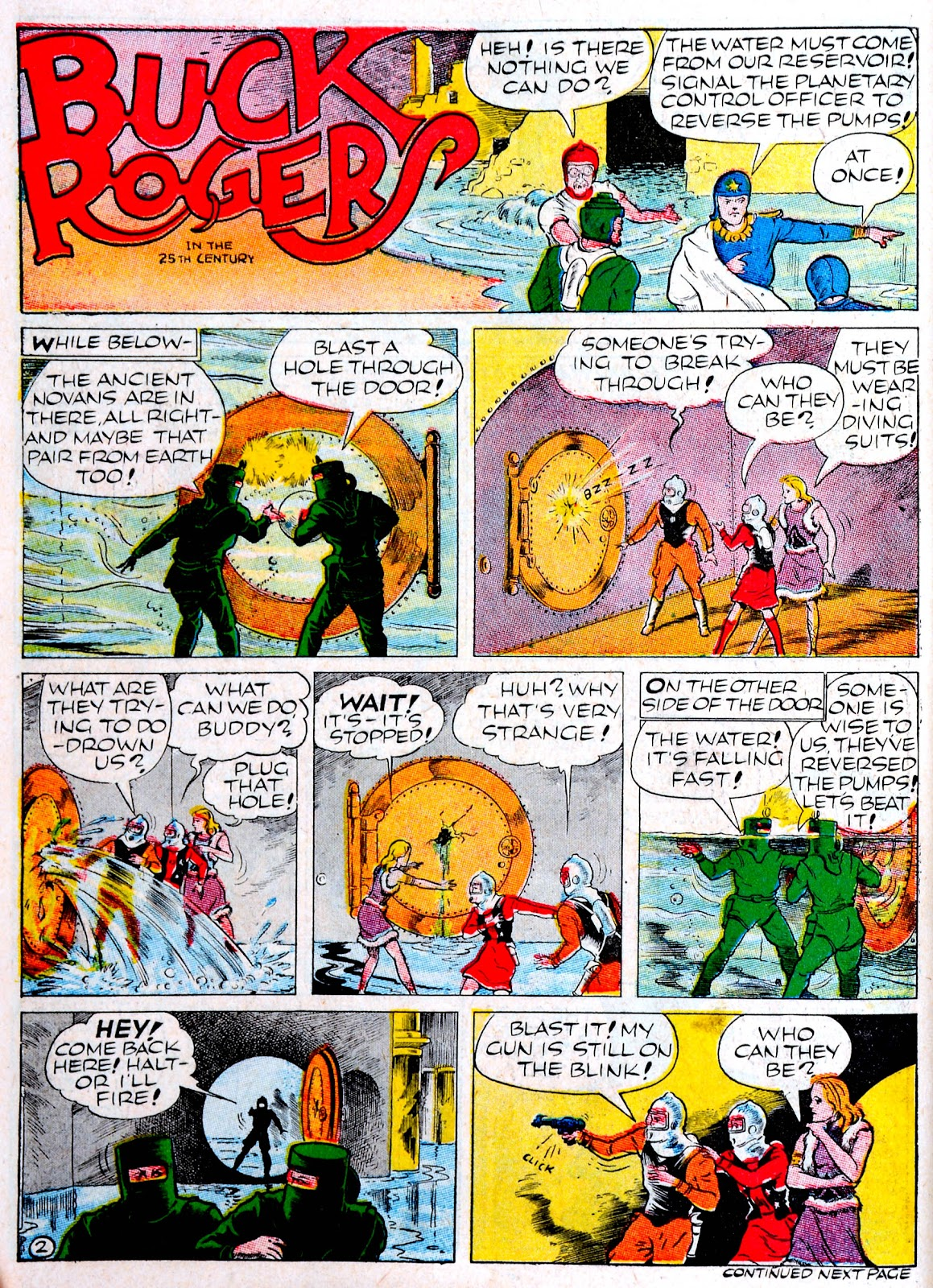 Read online Famous Funnies comic -  Issue #60 - 18