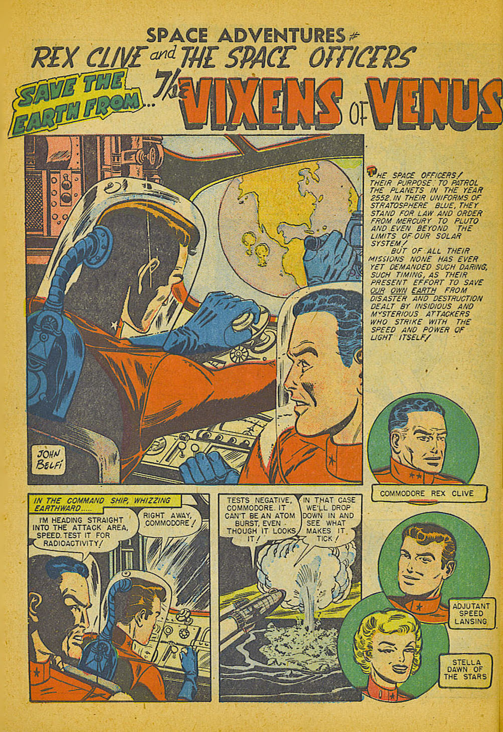 Space Adventures (1952) issue 3 - Page 9