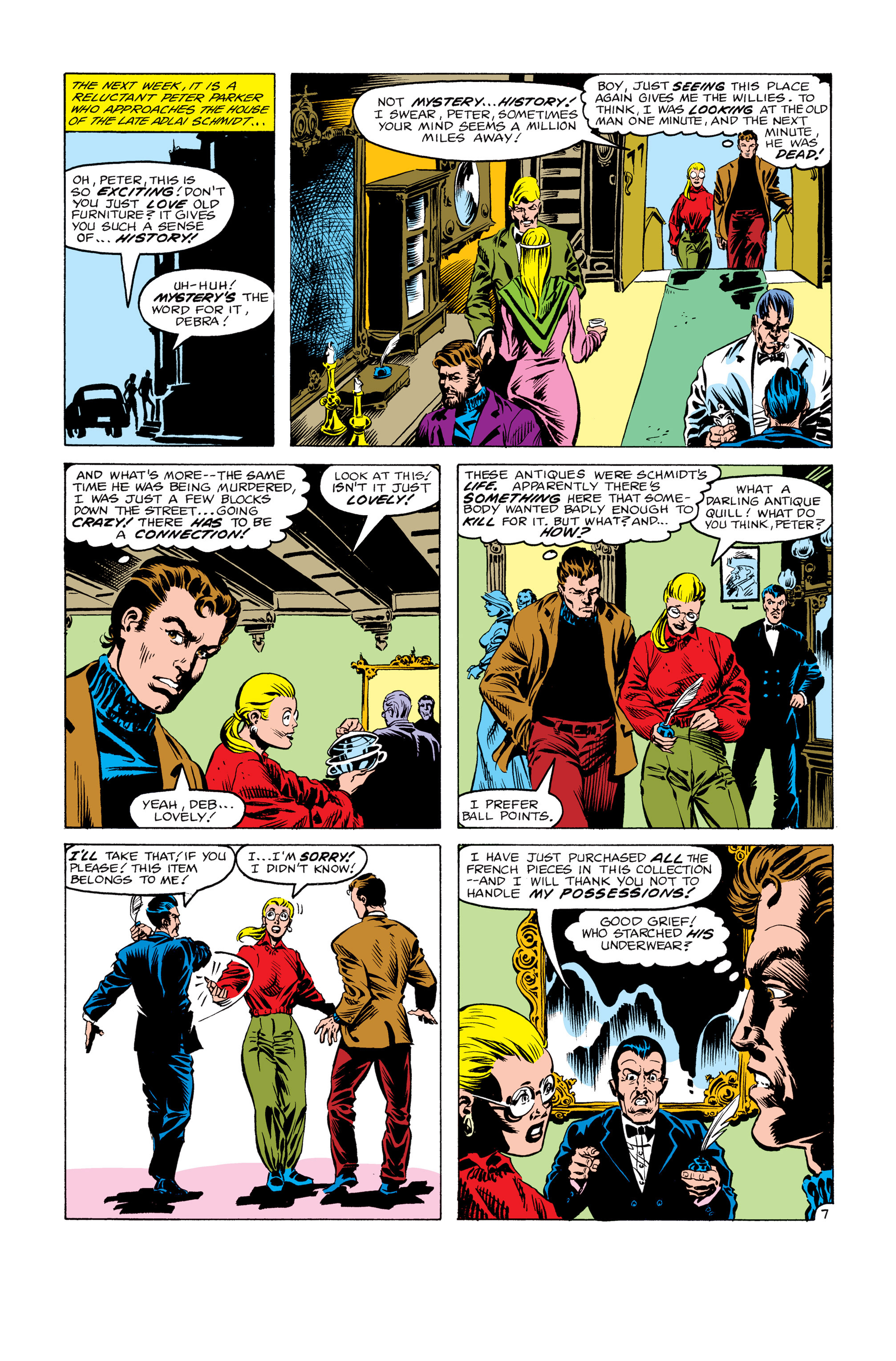 The Amazing Spider-Man (1963) 228 Page 7