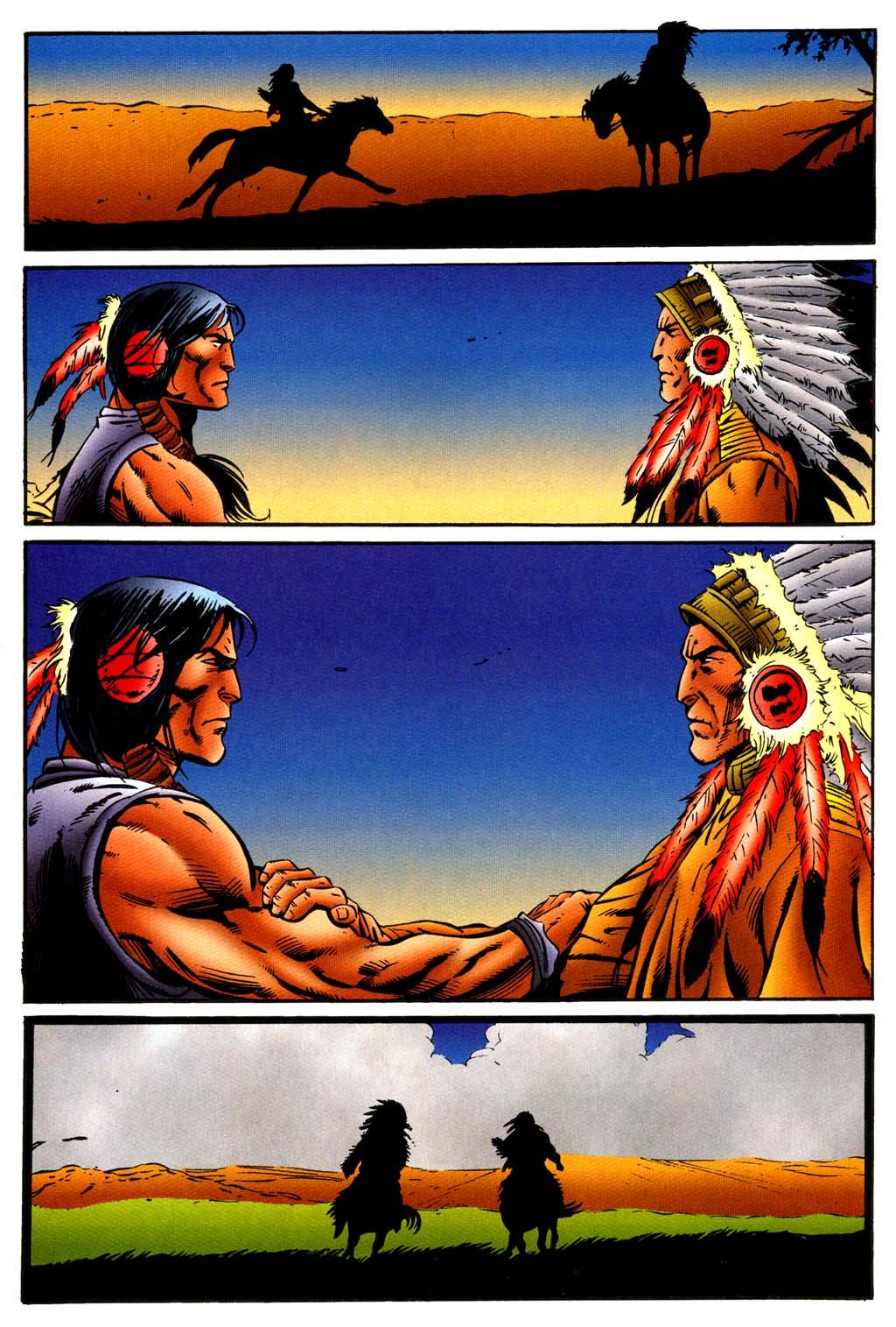 Read online Turok, Dinosaur Hunter (1993) comic -  Issue #44 - 18