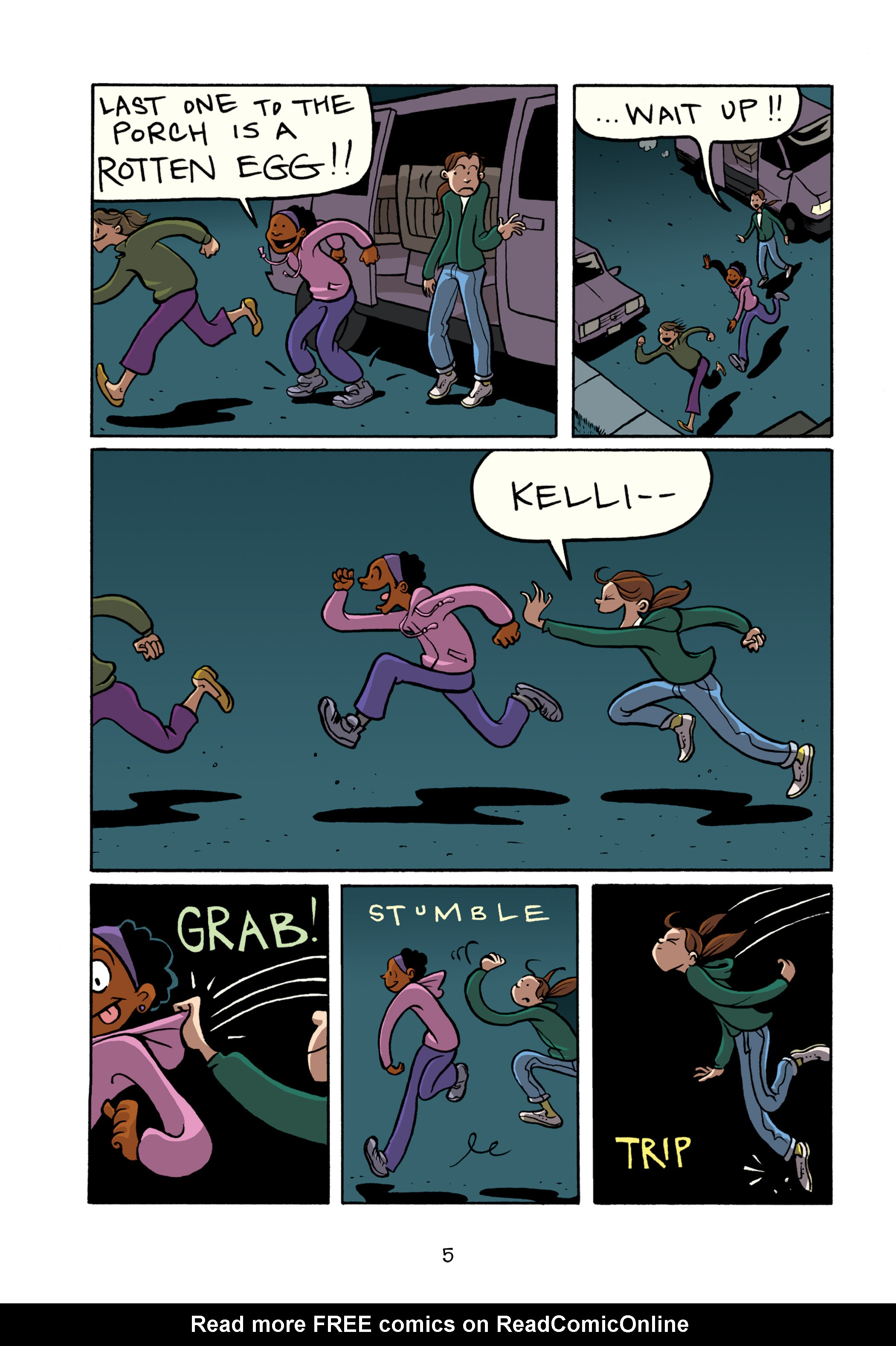 Read online Smile comic -  Issue # TPB - 11