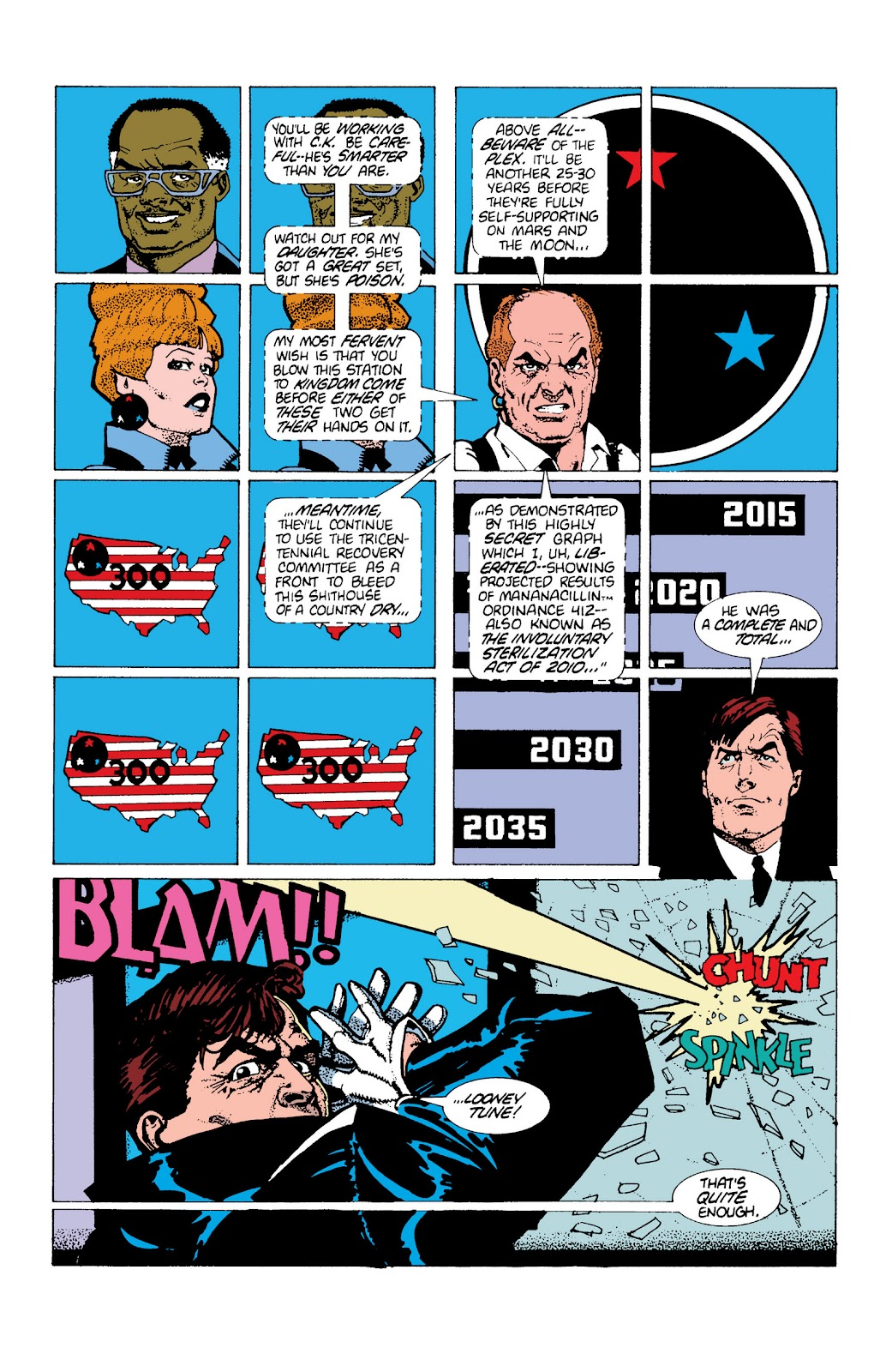 American Flagg! issue Definitive Collection (Part 2) - Page 4