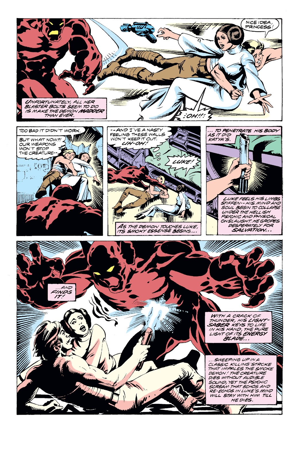 Read online Star Wars Legends: The Original Marvel Years - Epic Collection comic -  Issue # TPB 2 (Part 3) - 13