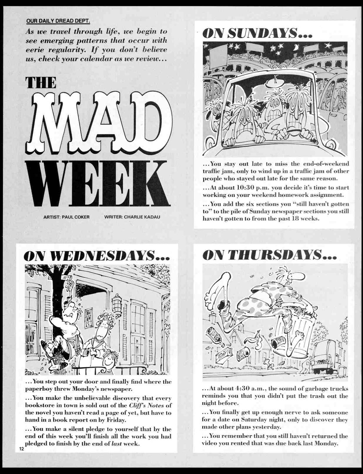 MAD issue 292 - Page 14