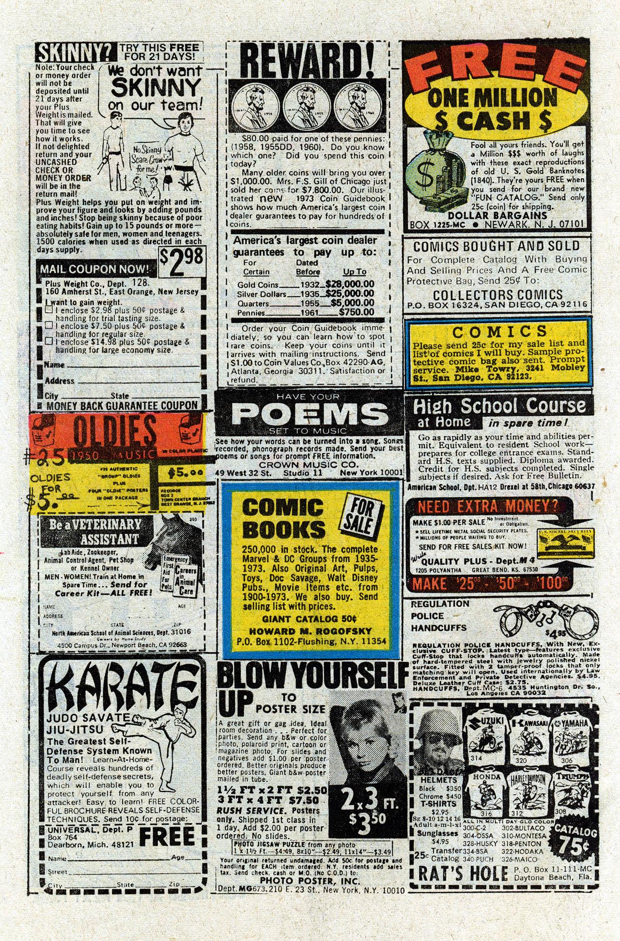 Read online Uncanny X-Men (1963) comic -  Issue #83 - 10