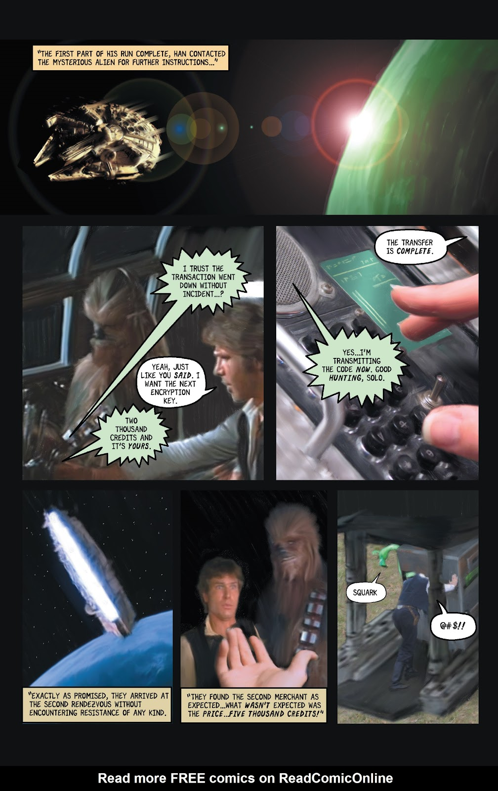 Read online Star Wars Legends Epic Collection: The Empire comic -  Issue # TPB 5 (Part 5) - 48
