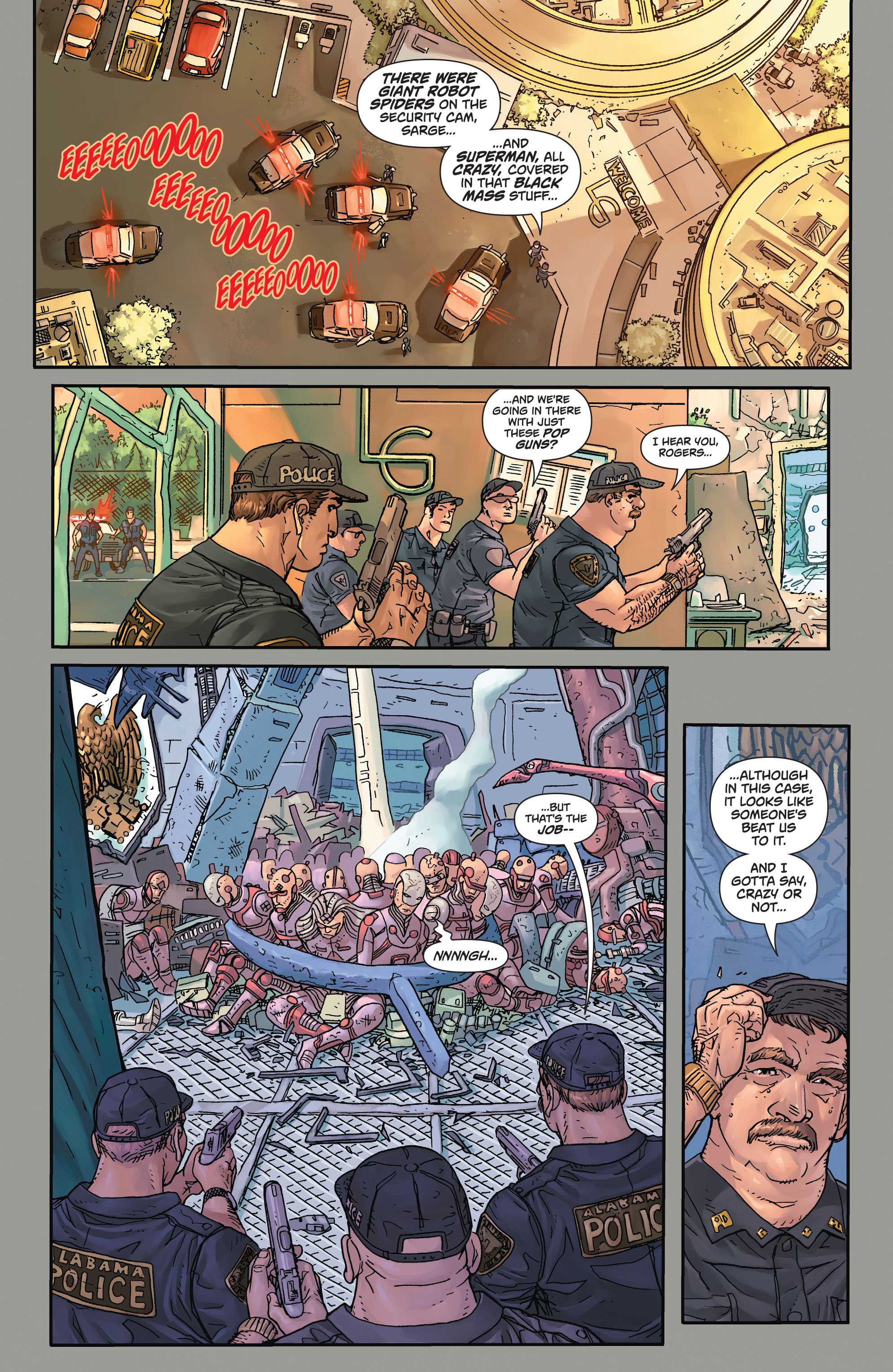 Read online Action Comics (2011) comic -  Issue #46 - 8