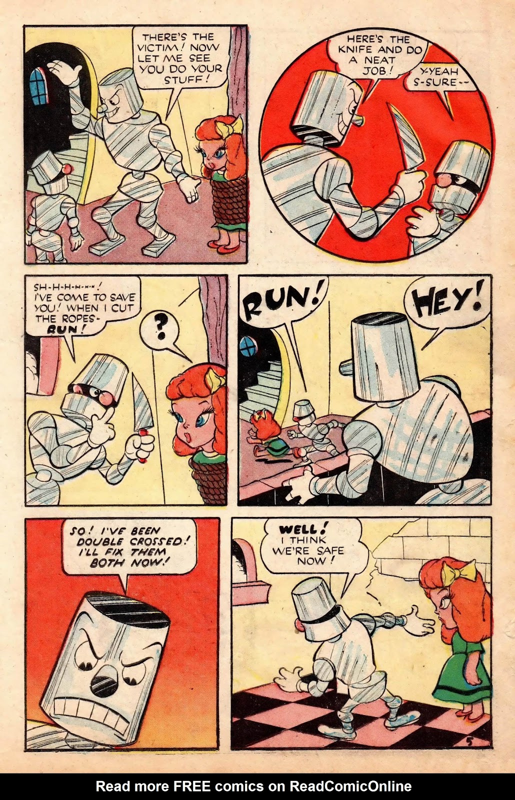 Ziggy Pig-Silly Seal Comics (1944) issue 2 - Page 27