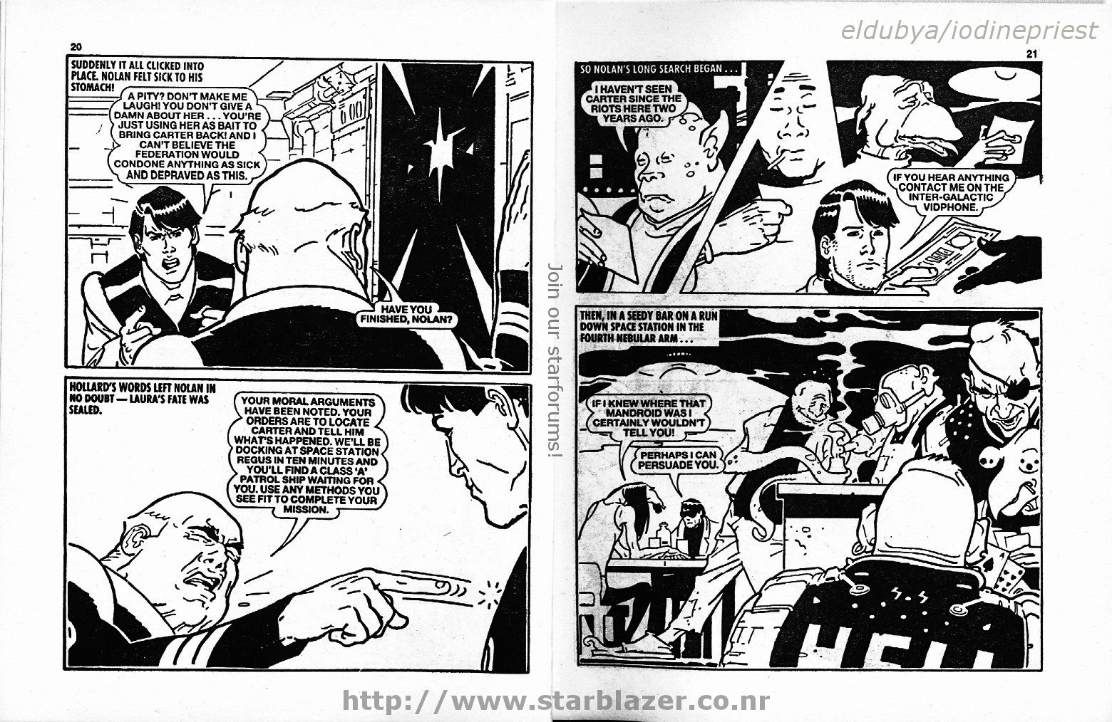 Starblazer issue 272 - Page 12
