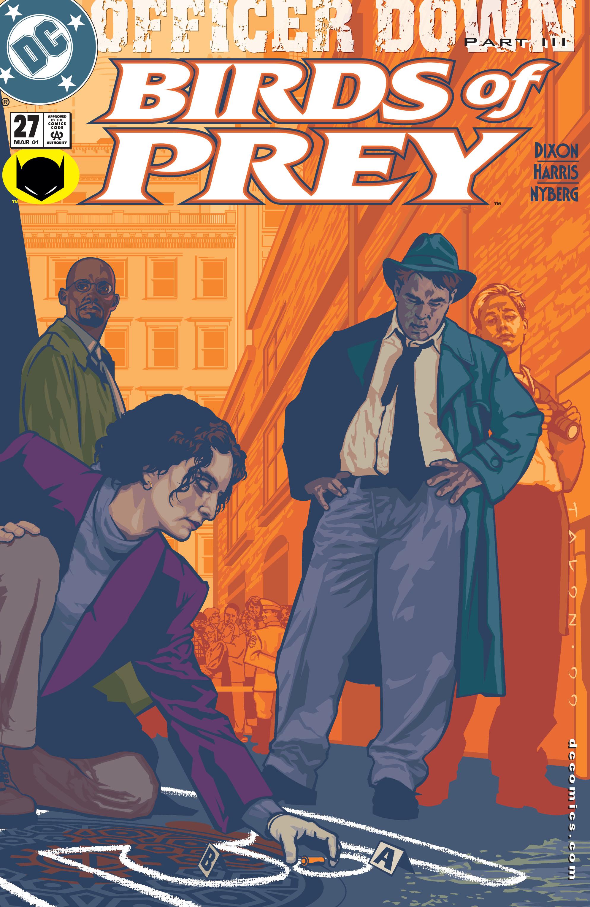 Birds of Prey (1999) 27 Page 1
