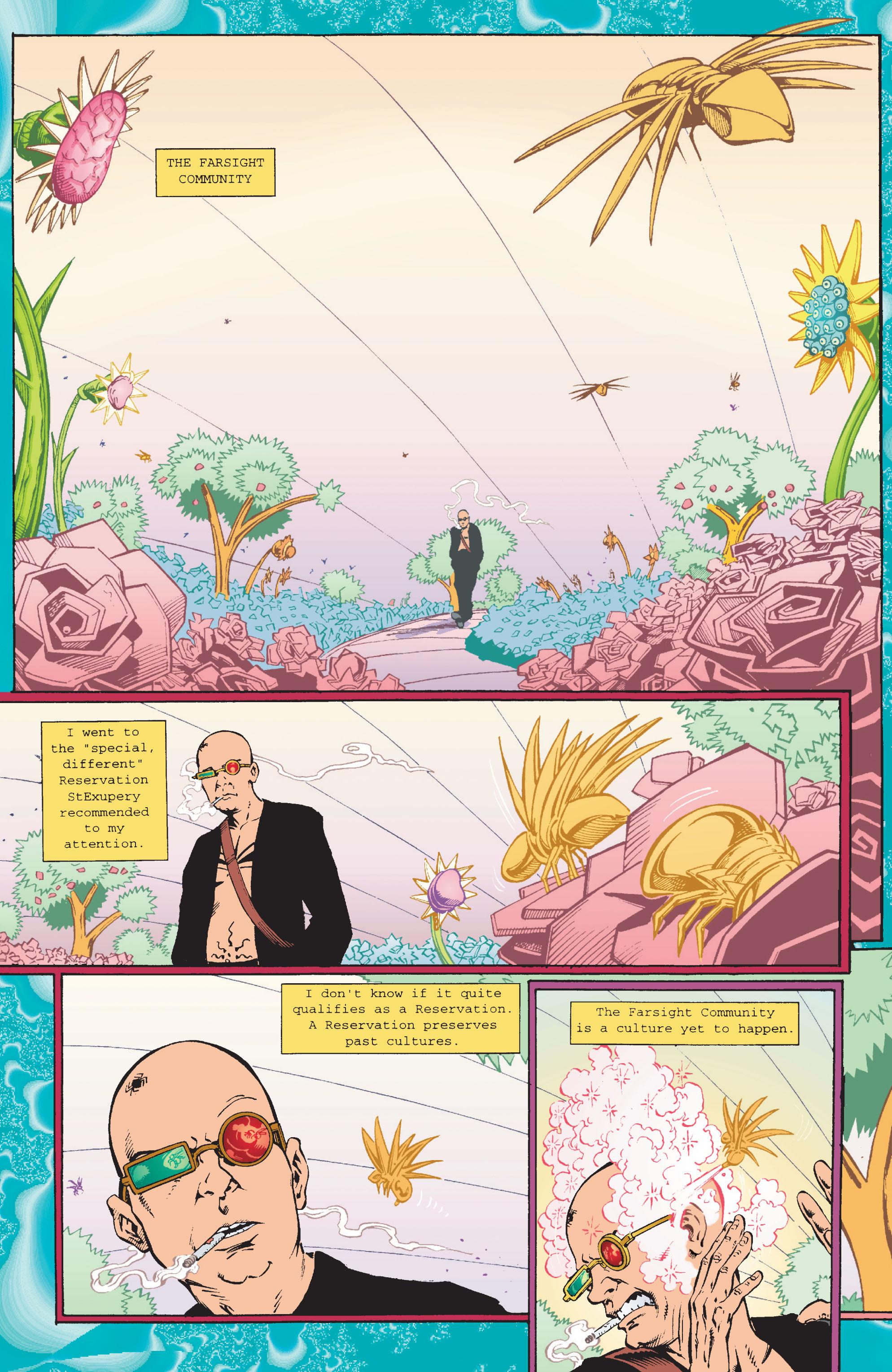 Read online Transmetropolitan comic -  Issue #9 - 20