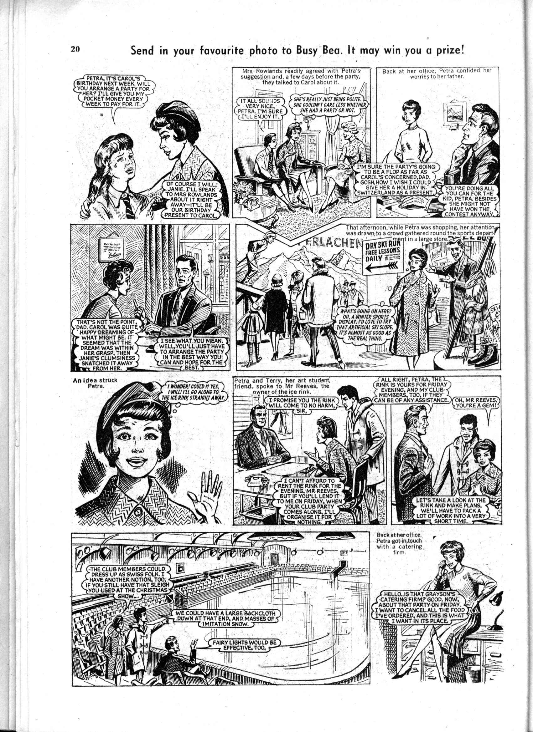 Read online Judy comic -  Issue #165 - 20