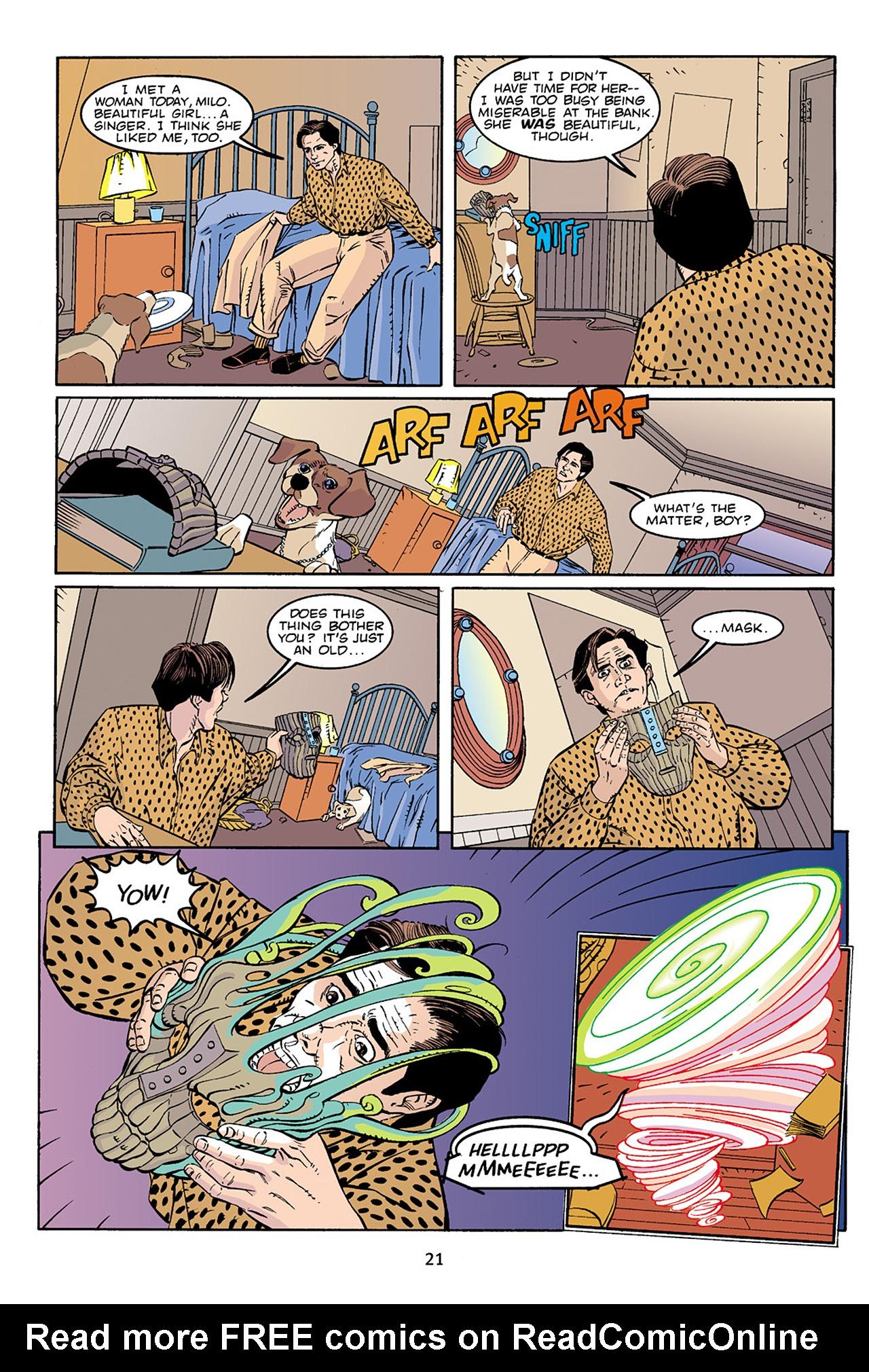 Read online Adventures Of The Mask Omnibus comic -  Issue #Adventures Of The Mask Omnibus Full - 21