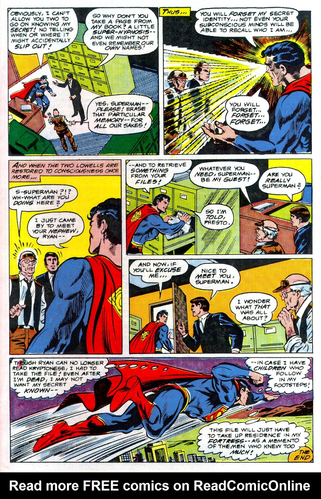 Read online Superman Special (1983) comic -  Issue #3 - 46