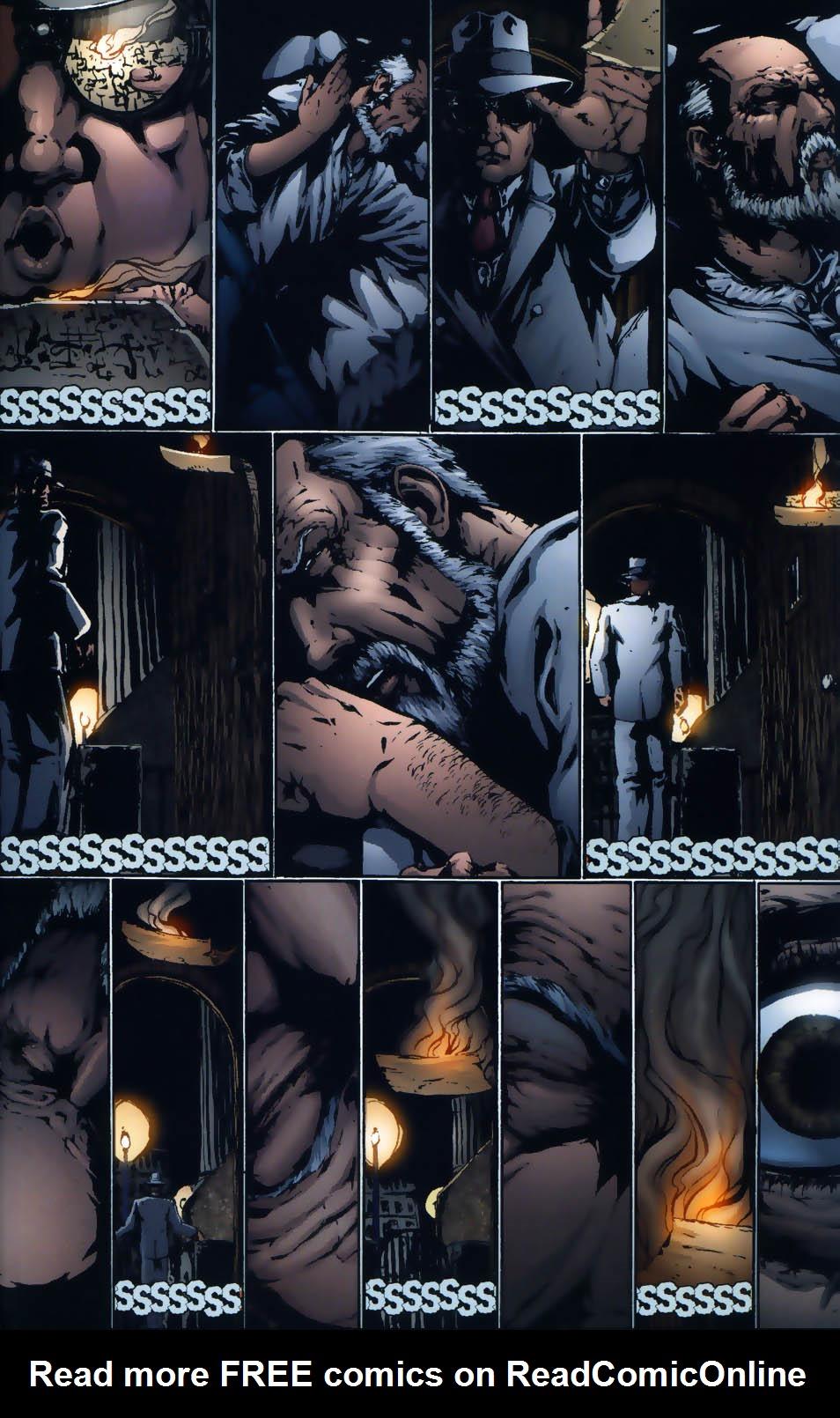 Read online Rex Mundi comic -  Issue #1 - 22