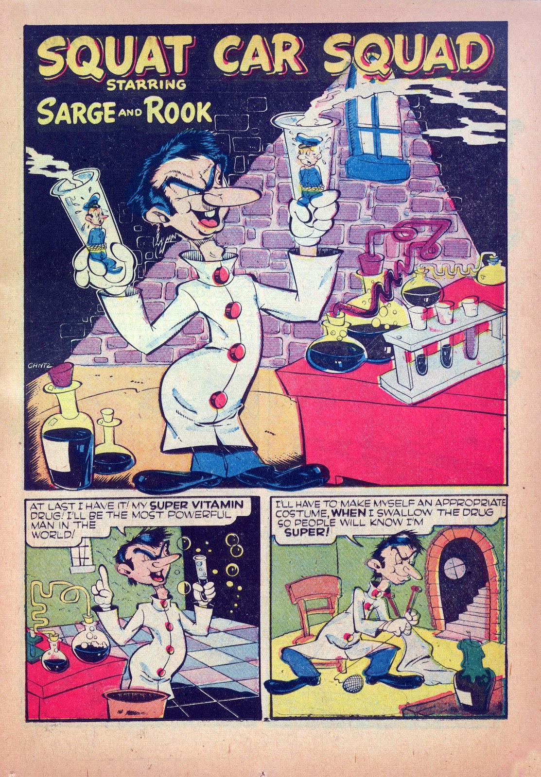 Read online Joker Comics comic -  Issue #13 - 21