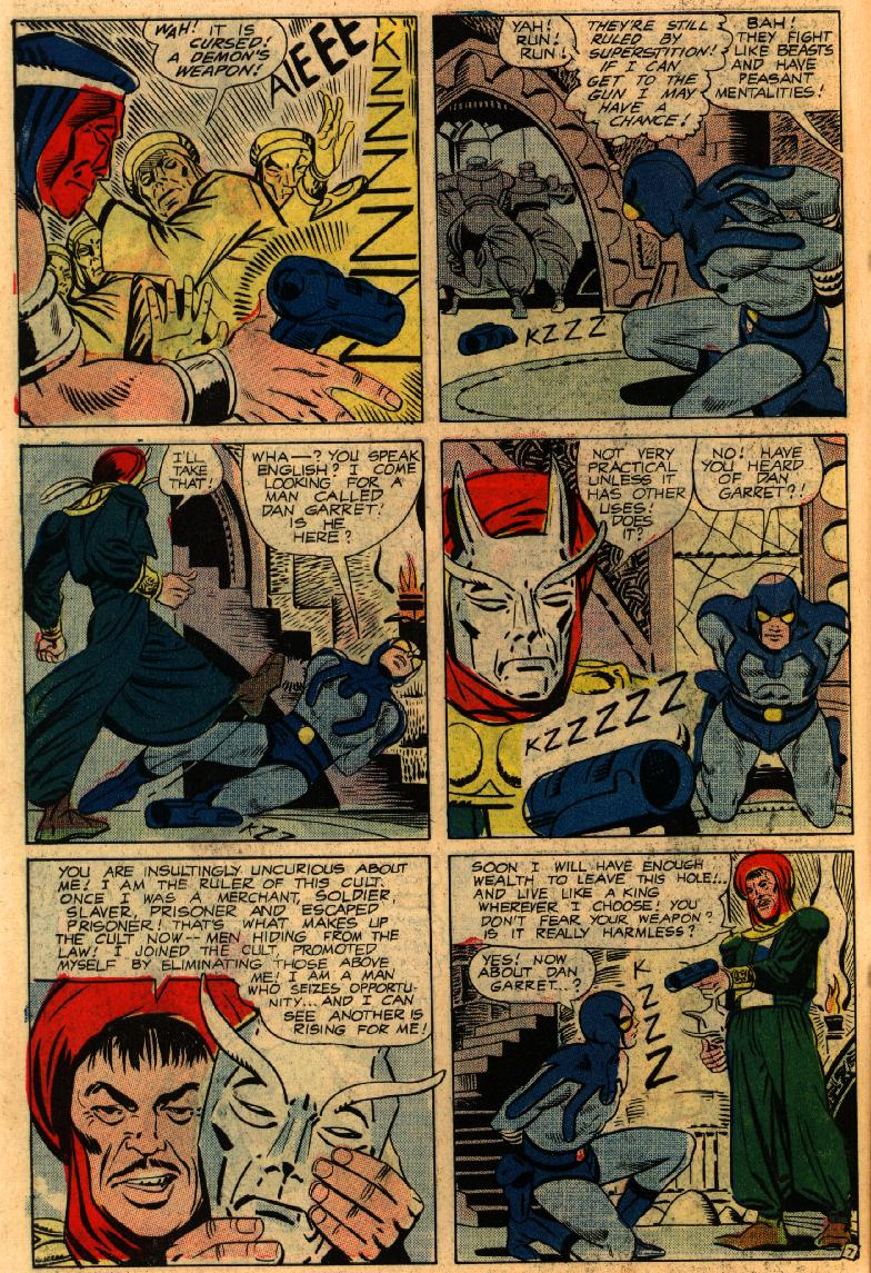 Blue Beetle (1967) issue 4 - Page 10
