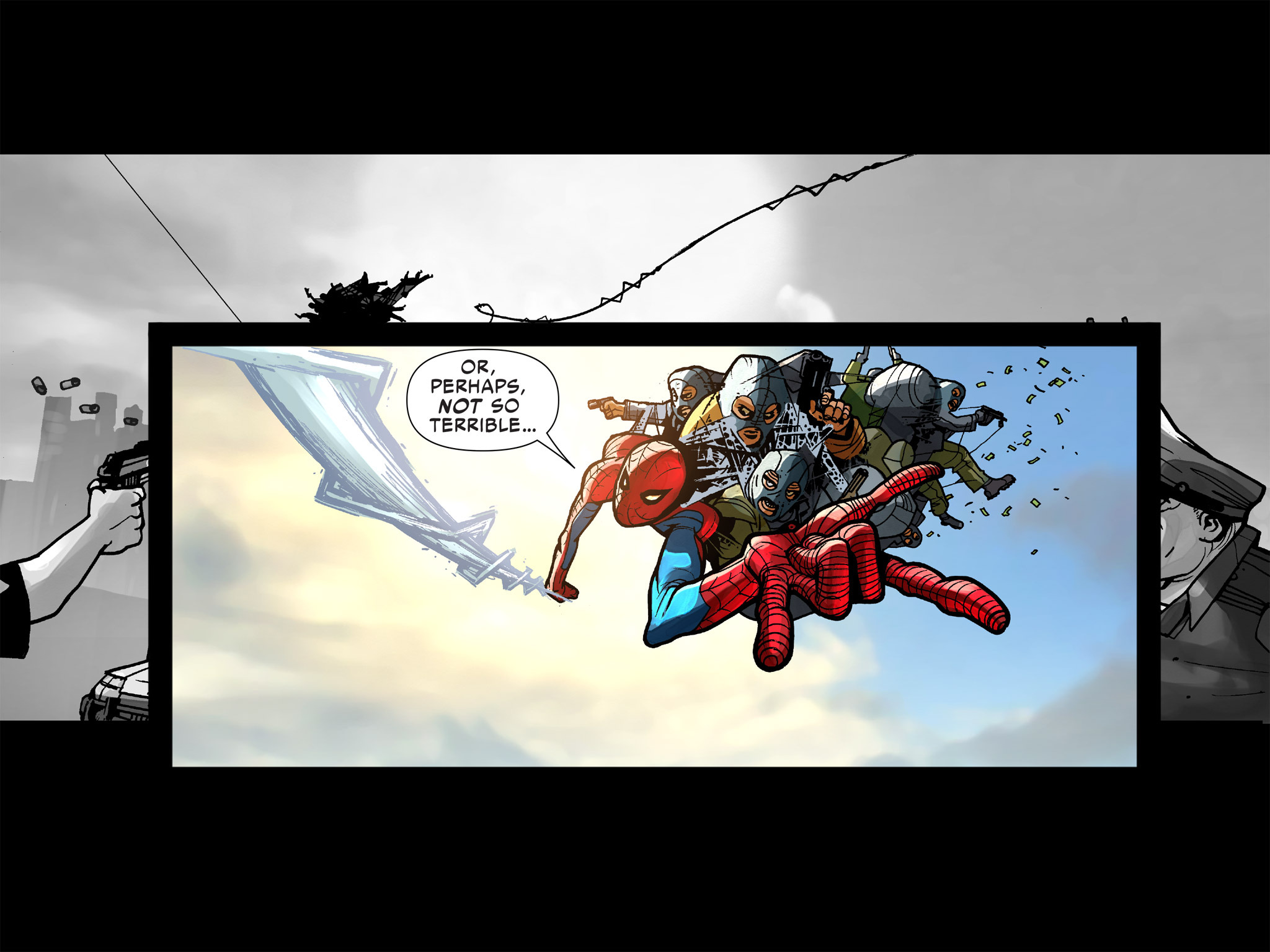 Read online Amazing Spider-Man: Who Am I? comic -  Issue # Full (Part 1) - 60