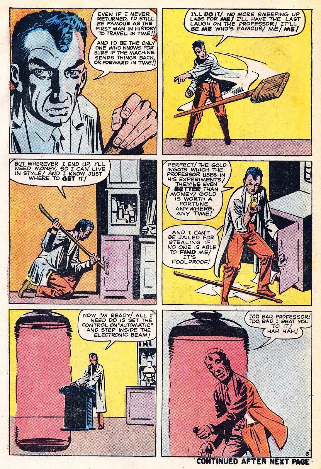 Where Monsters Dwell (1970) issue 9 - Page 30
