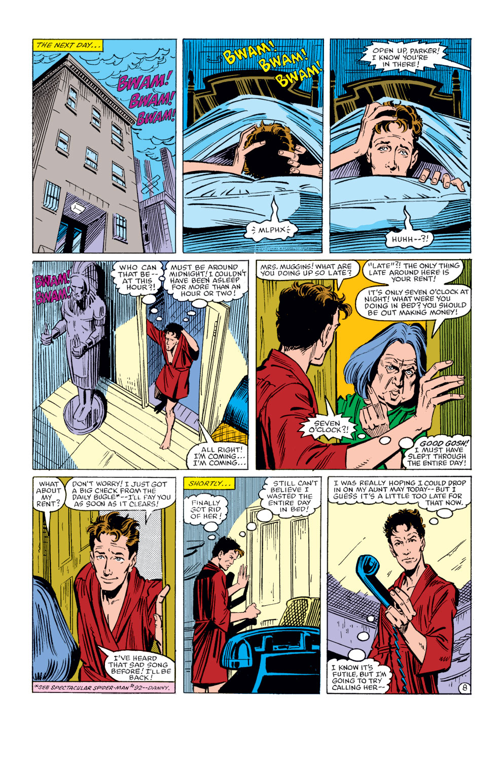 The Amazing Spider-Man (1963) 255 Page 8