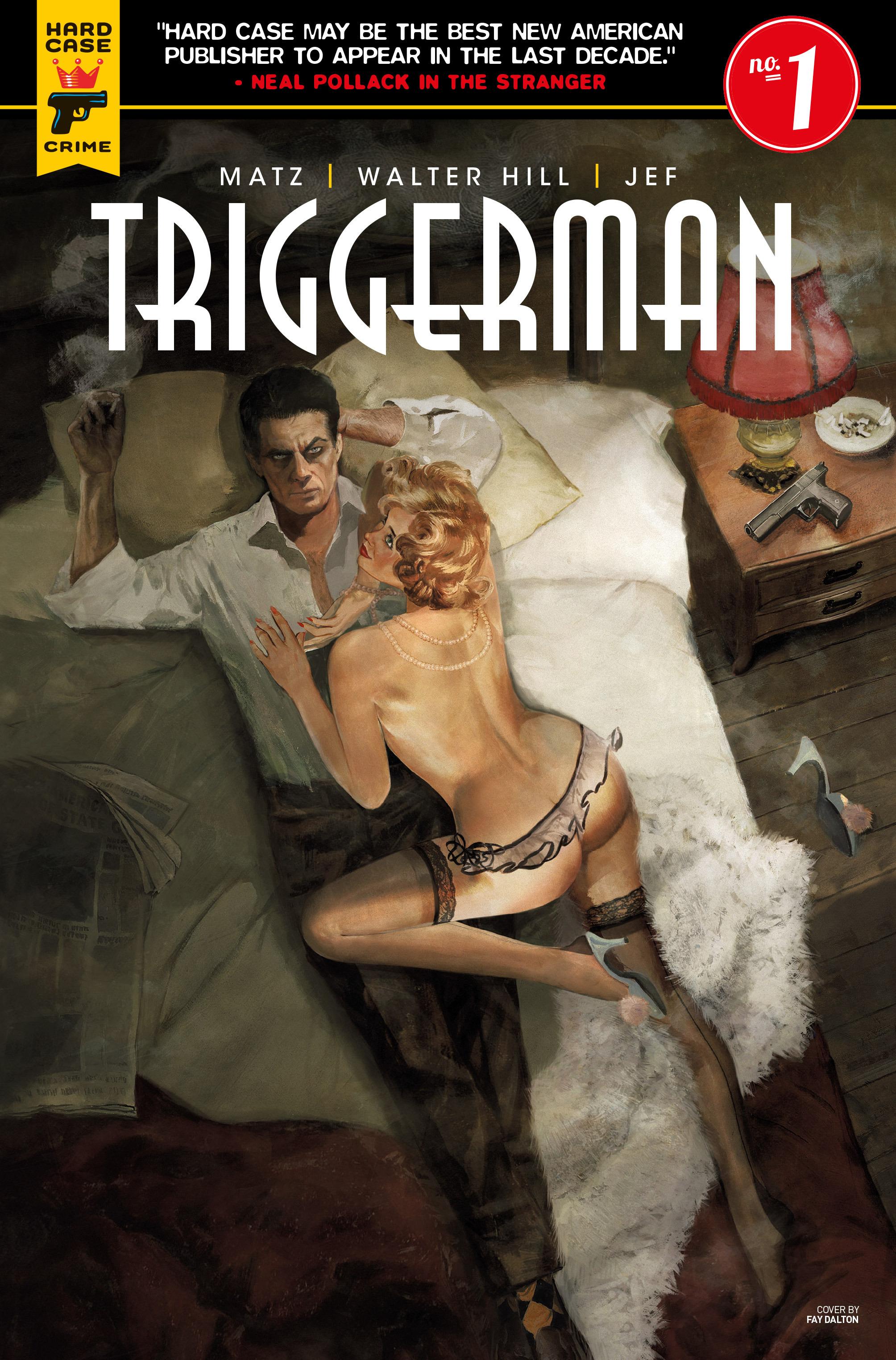 Read online Triggerman comic -  Issue #1 - 3