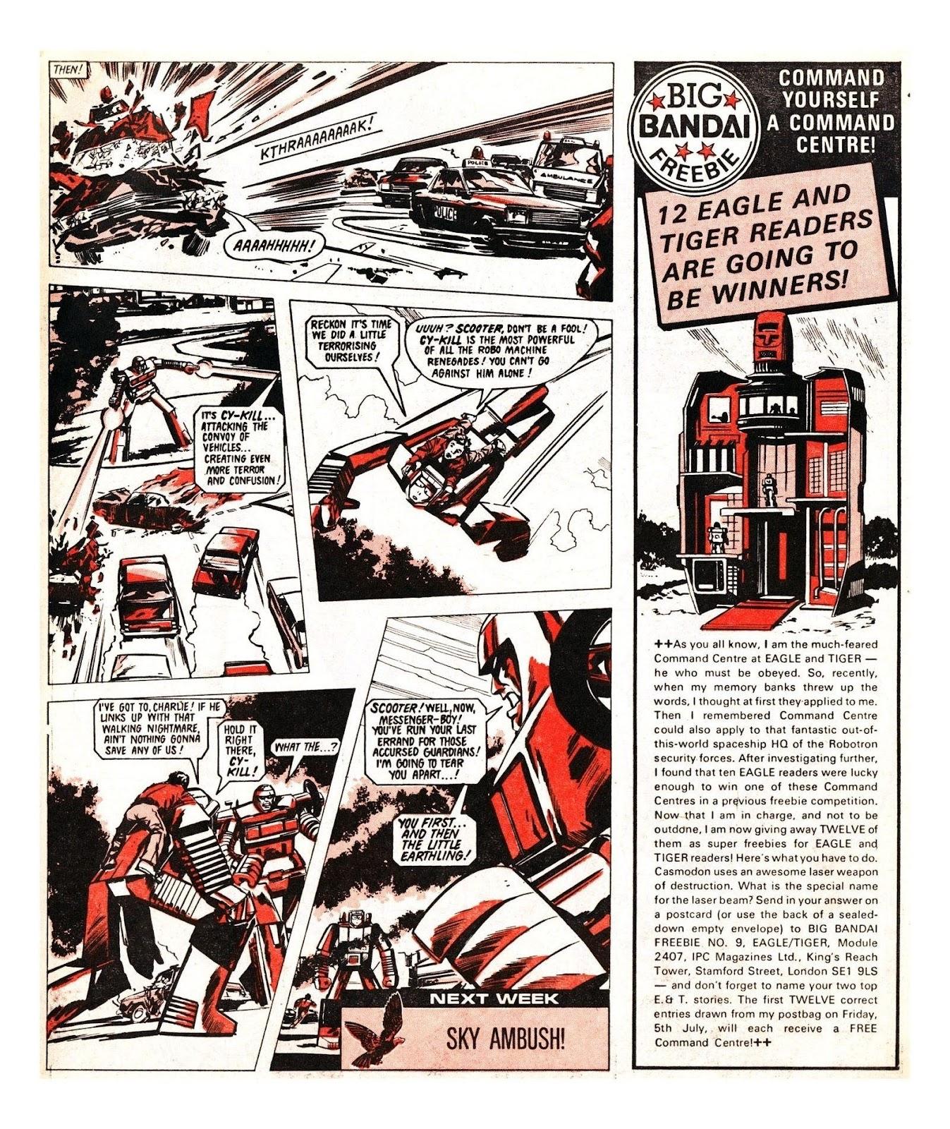 Read online Robo Machines comic -  Issue # TPB - 105