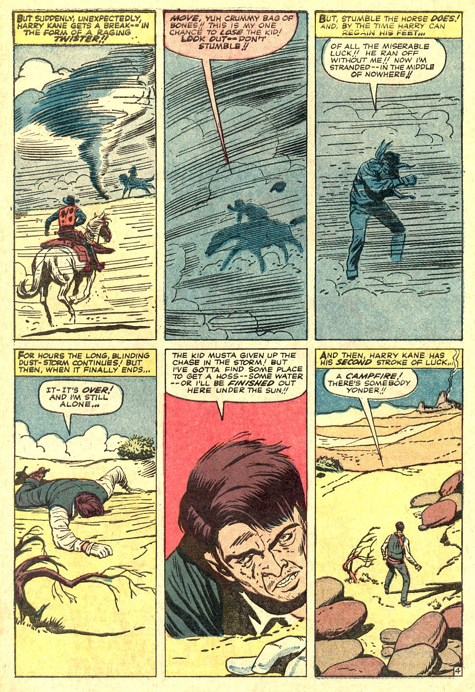 Read online Two-Gun Kid comic -  Issue #70 - 6