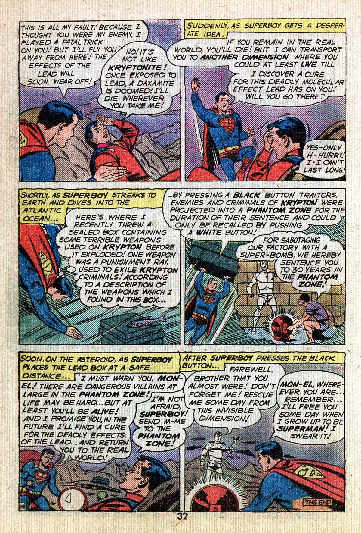 Read online Adventure Comics (1938) comic -  Issue #494 - 32