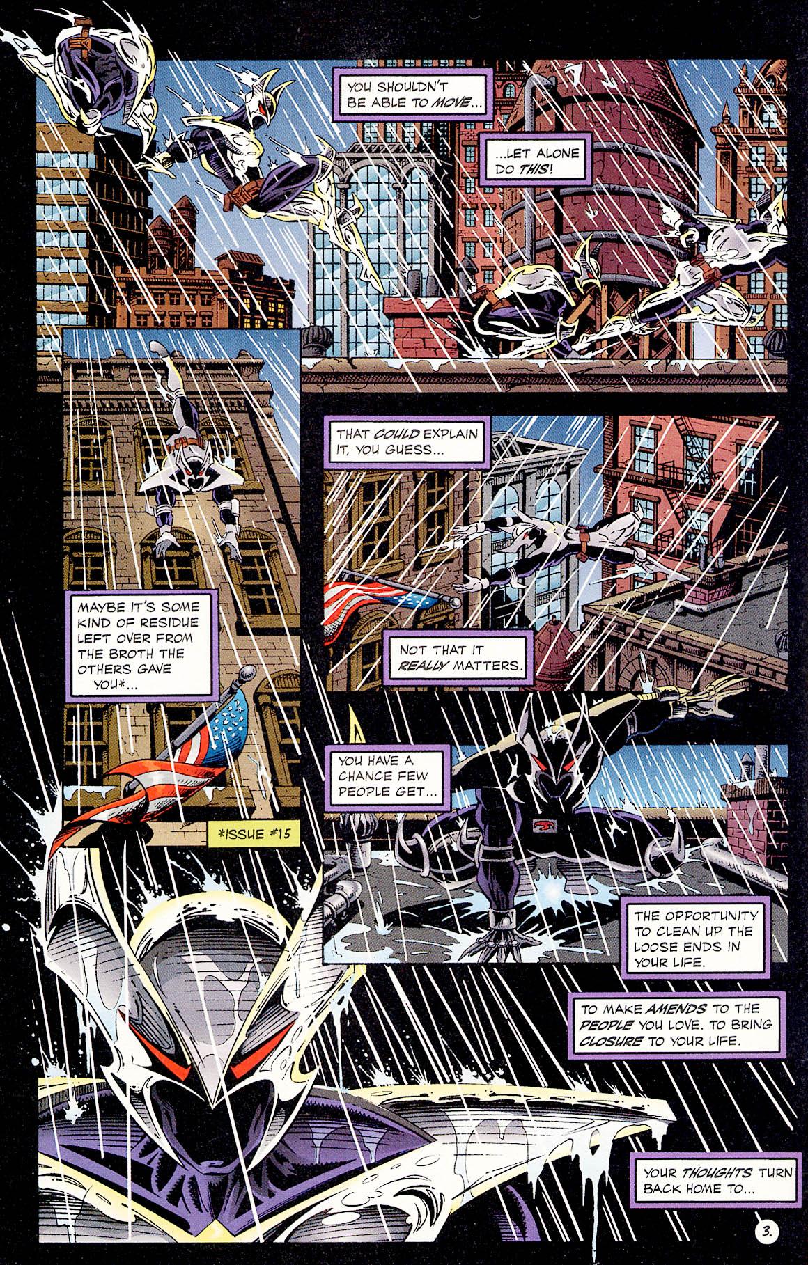 Read online ShadowHawk comic -  Issue #18 - 5