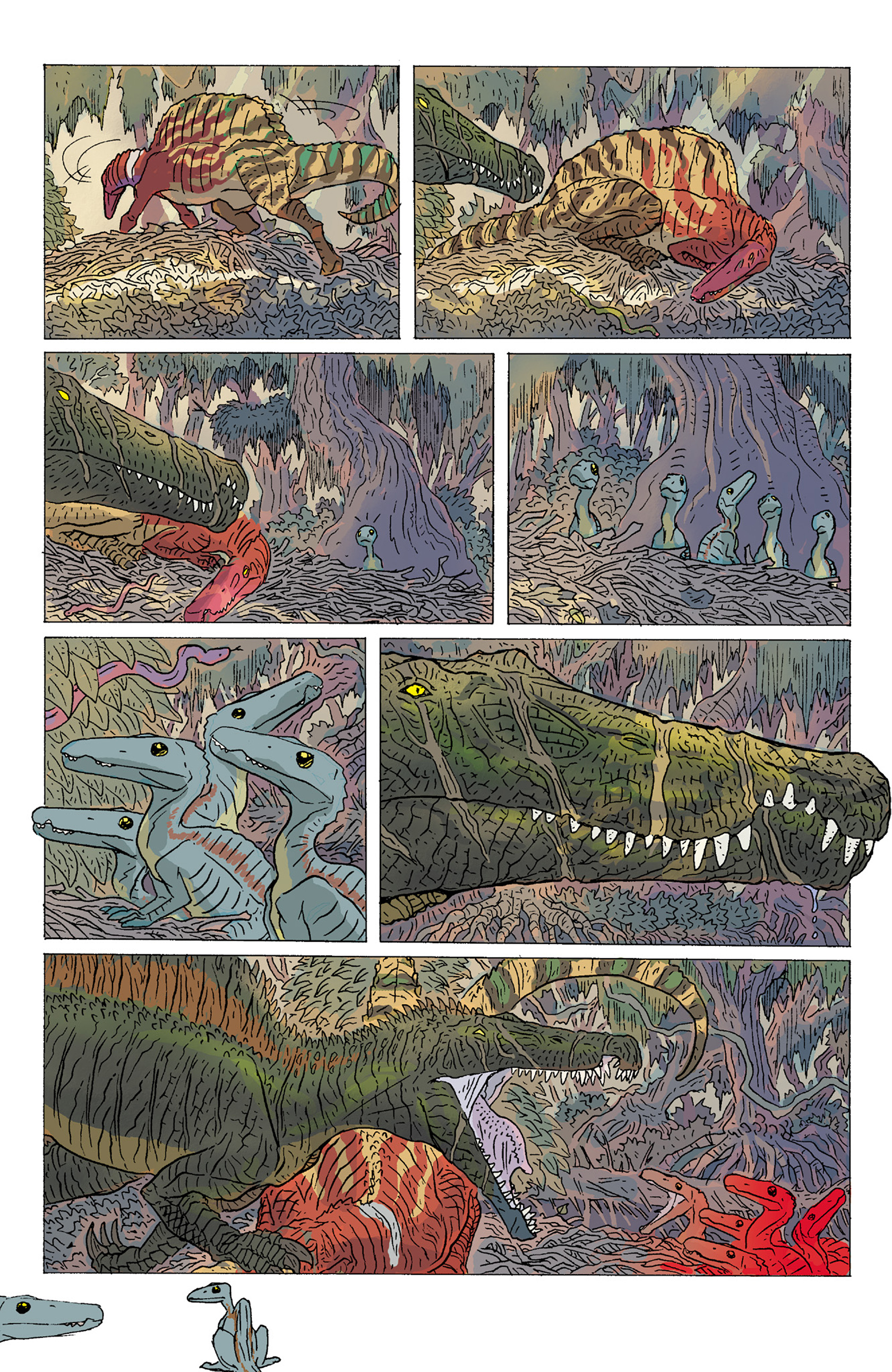 Read online Age of Reptiles: Ancient Egyptians comic -  Issue #2 - 22