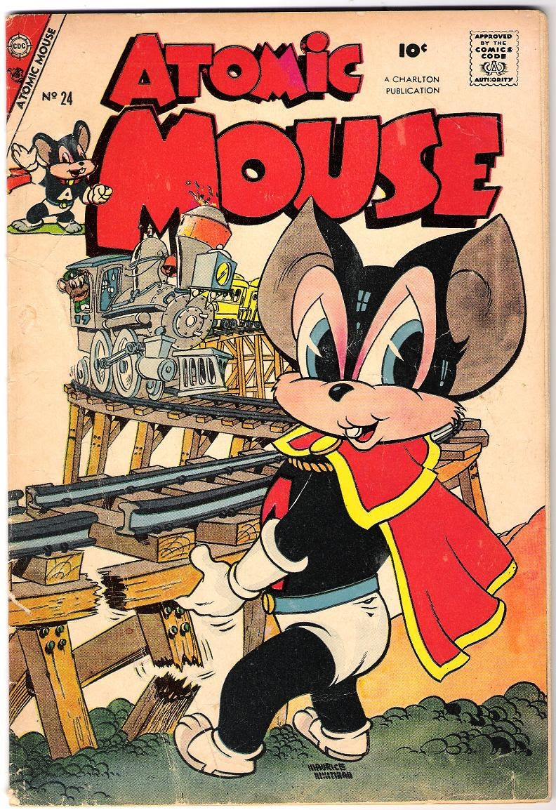 Atomic Mouse issue 24 - Page 1