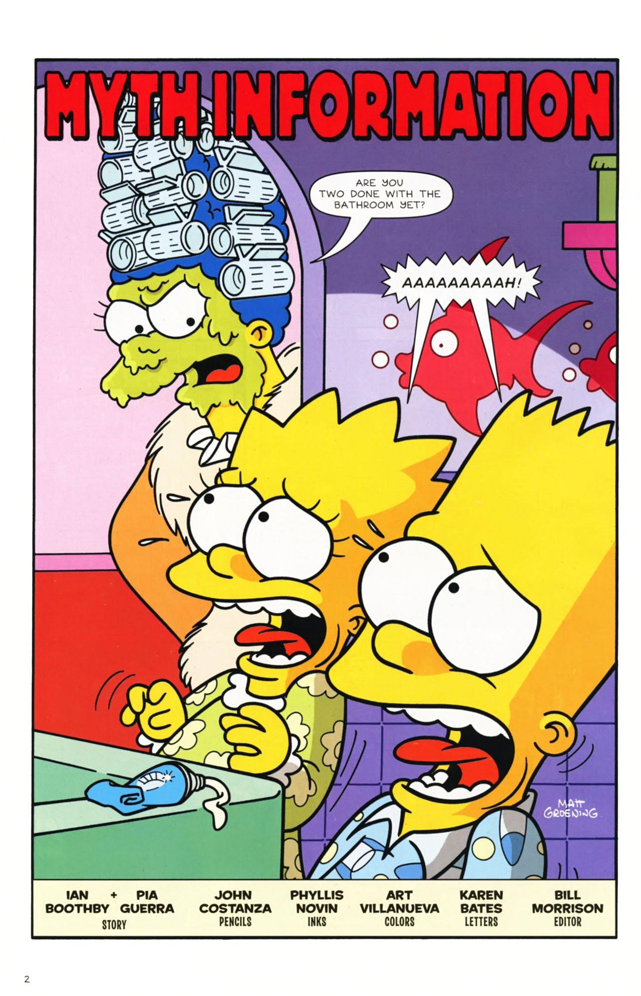 Read online Simpsons Comics comic -  Issue #168 - 3