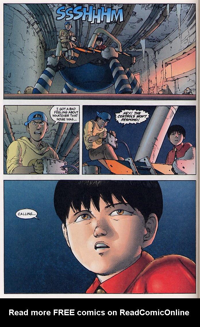 Read online Akira comic -  Issue #32 - 59