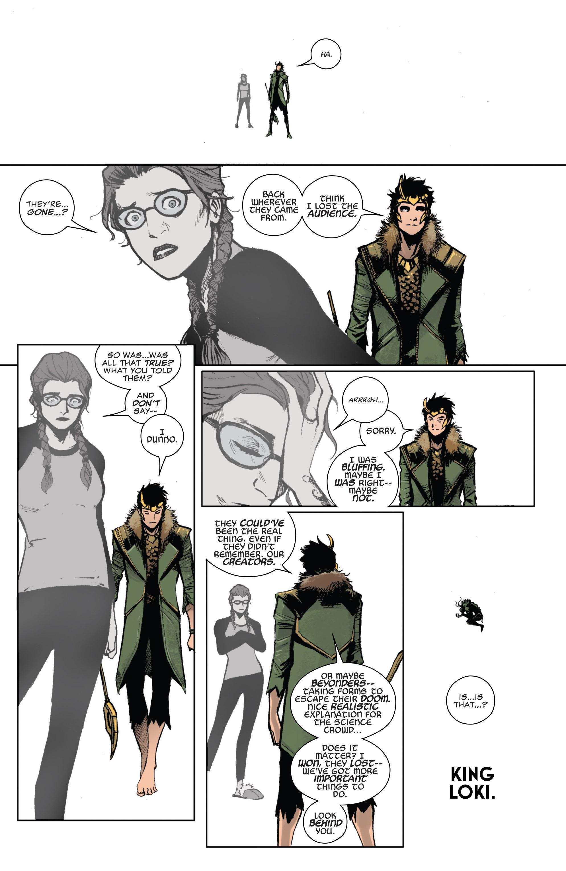 Read online Secret Wars: Last Days of the Marvel Universe comic -  Issue # TPB (Part 1) - 121