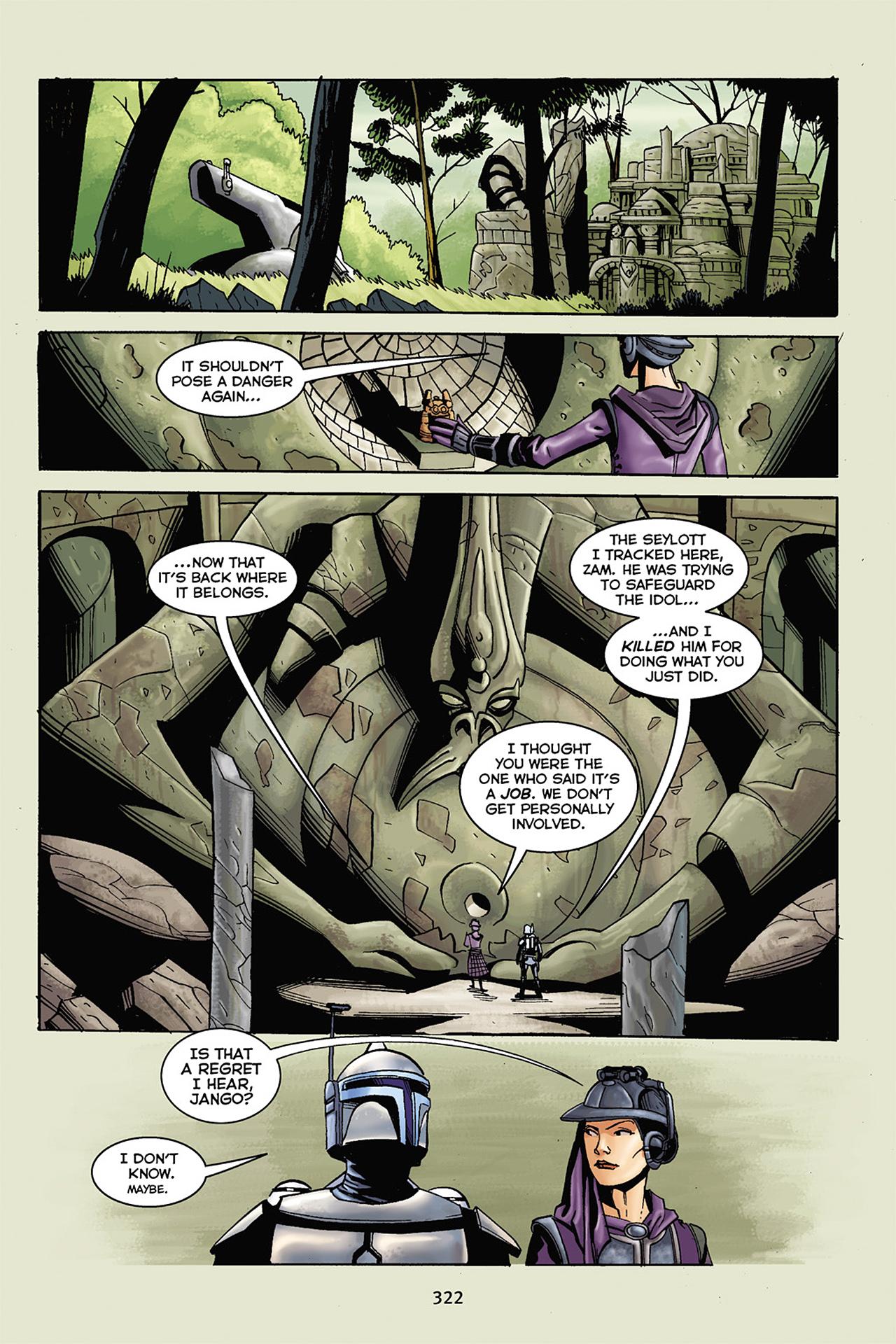 Read online Star Wars Omnibus comic -  Issue # Vol. 10 - 317