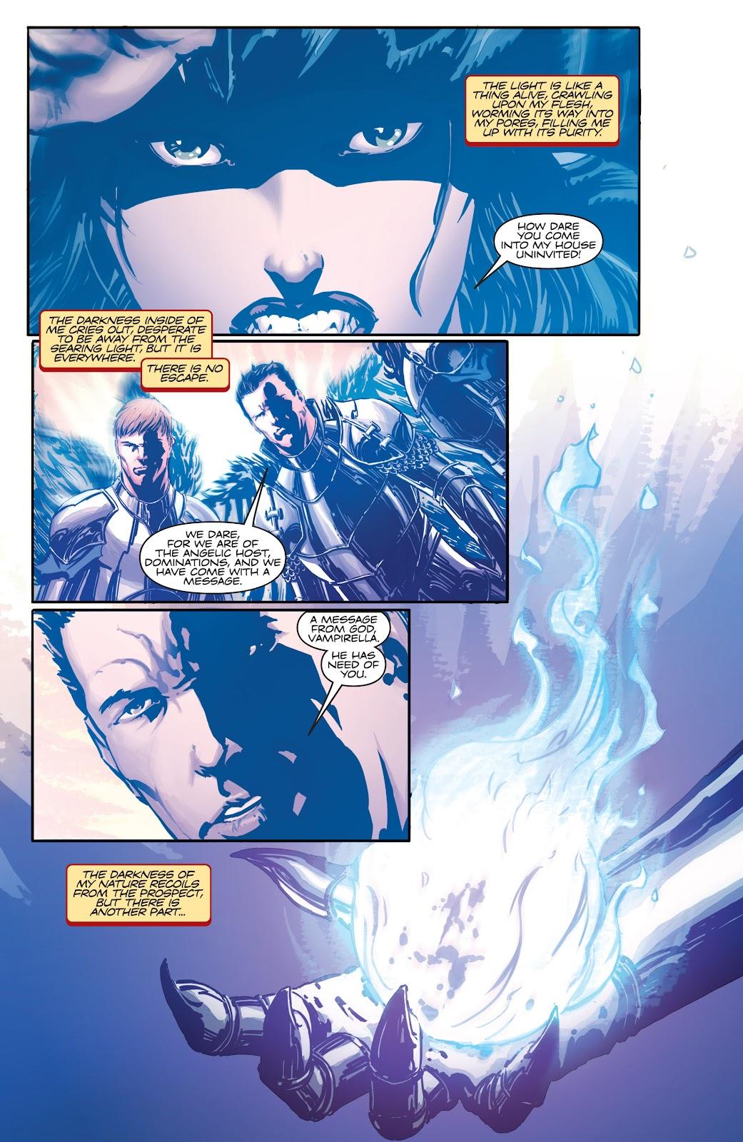 Read online Vampirella Strikes comic -  Issue #2 - 4