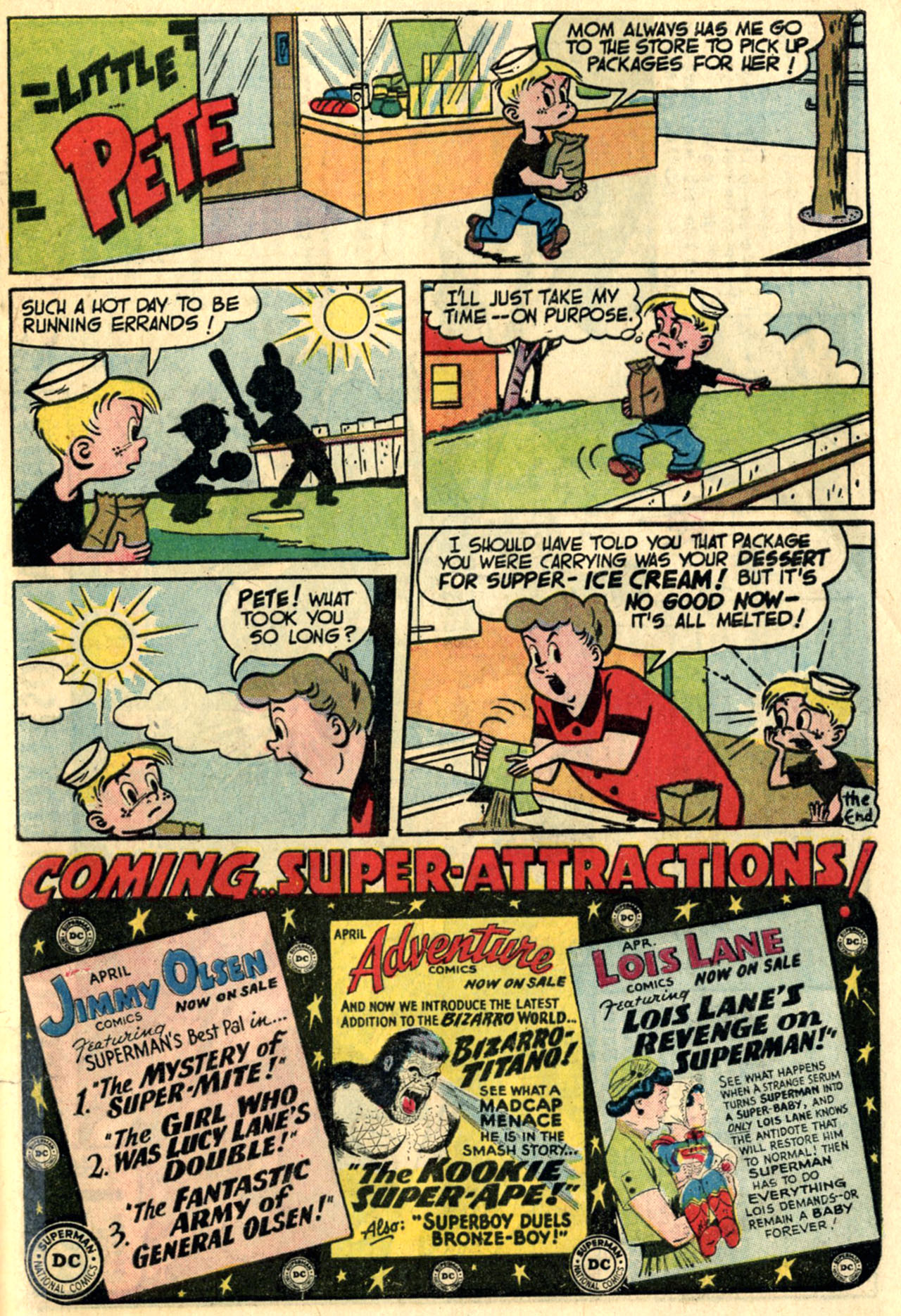 Action Comics (1938) 287 Page 32