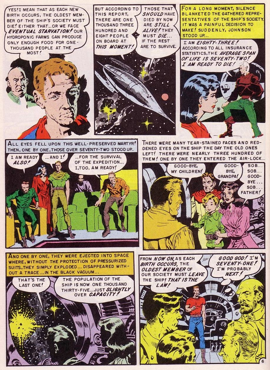 Weird Fantasy (1951) issue 11 - Page 8