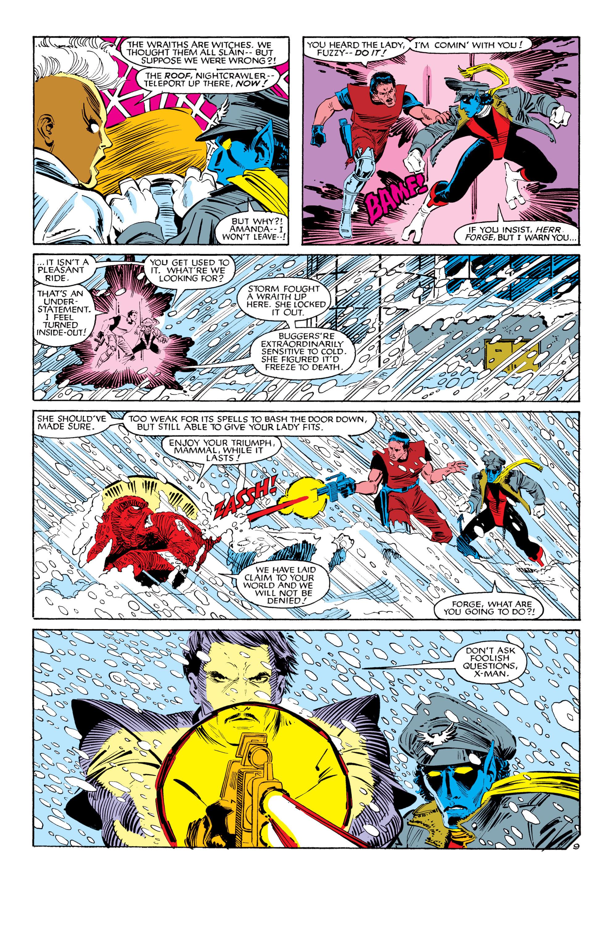 Read online Uncanny X-Men (1963) comic -  Issue #188 - 10