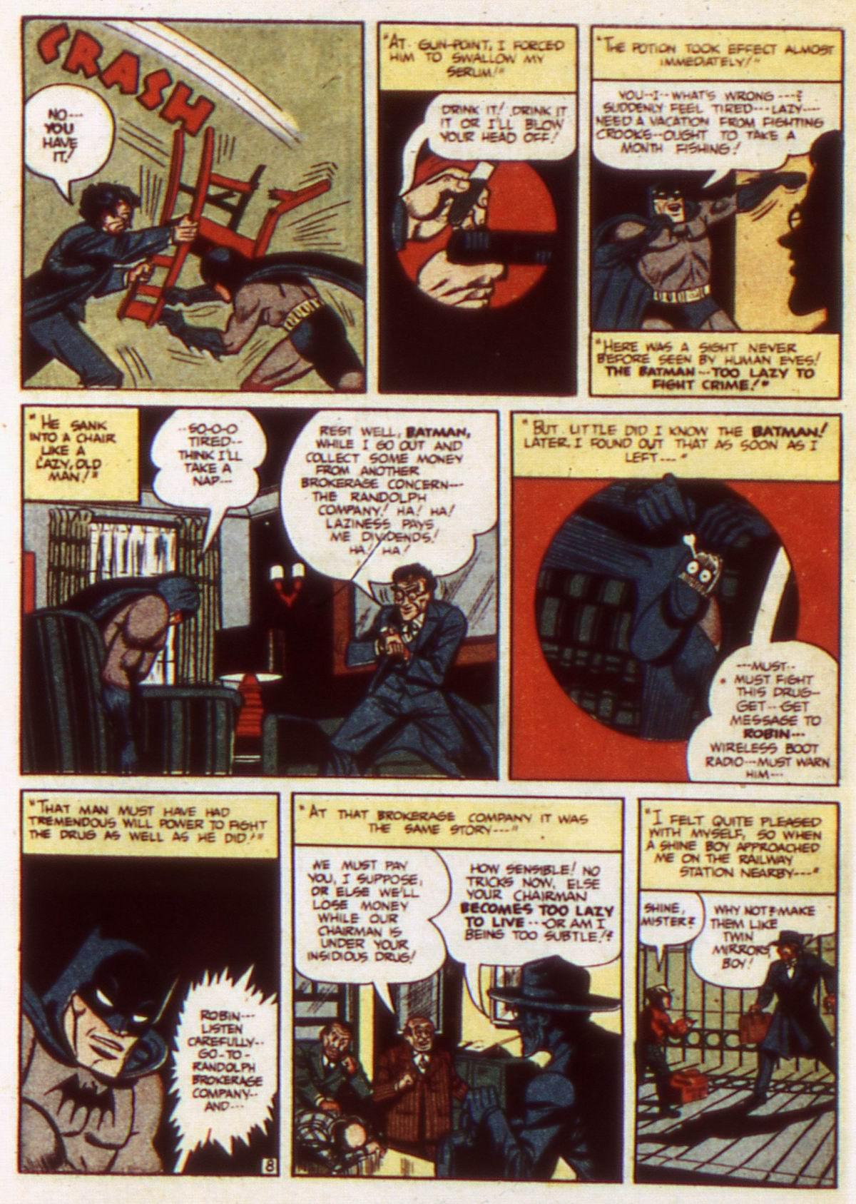 Detective Comics (1937) 61 Page 9