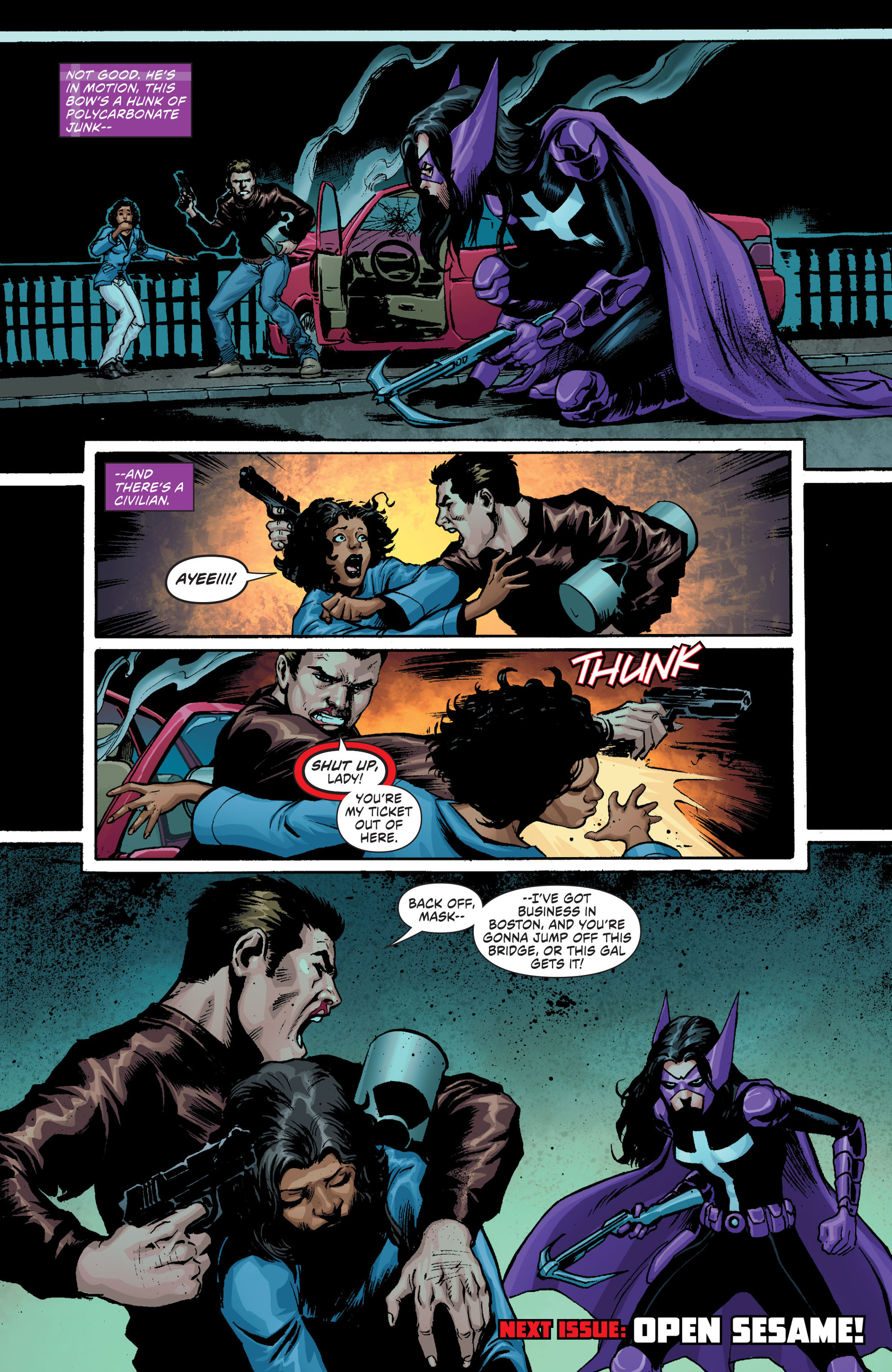 Read online Worlds' Finest comic -  Issue #23 - 21