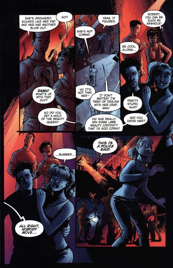 Read online Vampire the Masquerade comic -  Issue # Nosferatu - 12