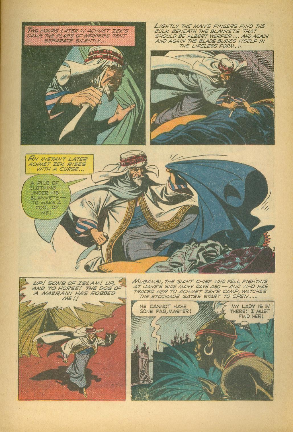 Tarzan (1962) issue 160 - Page 9