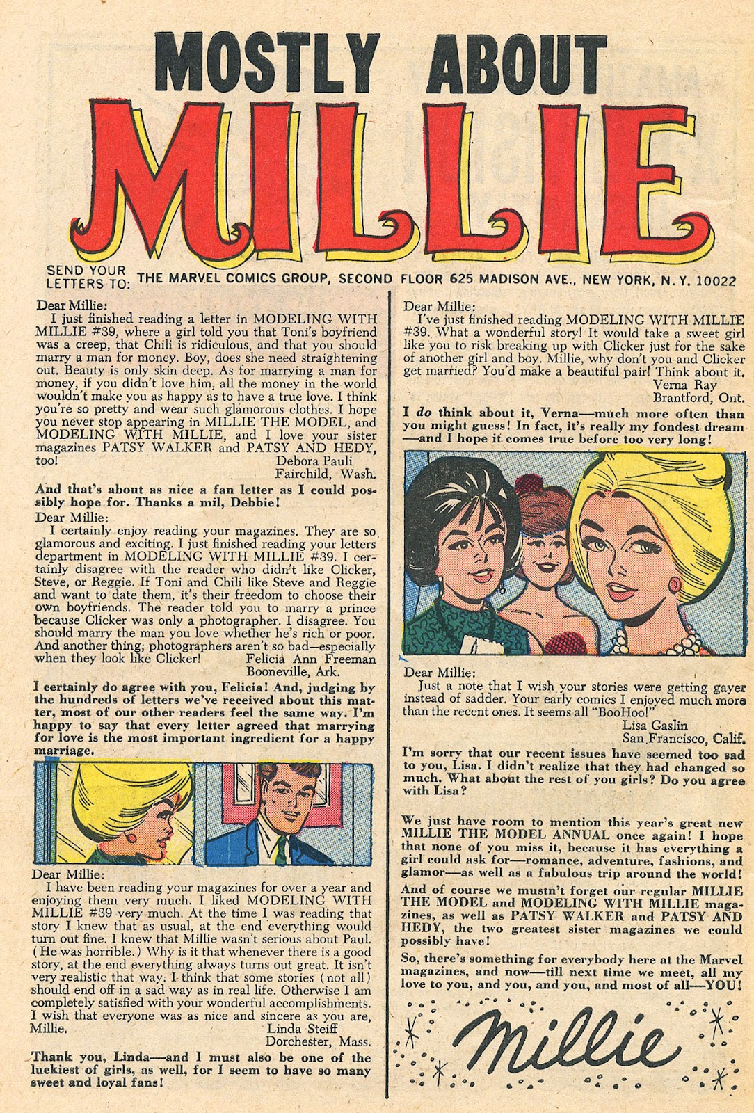 Modeling With Millie issue 42 - Page 30