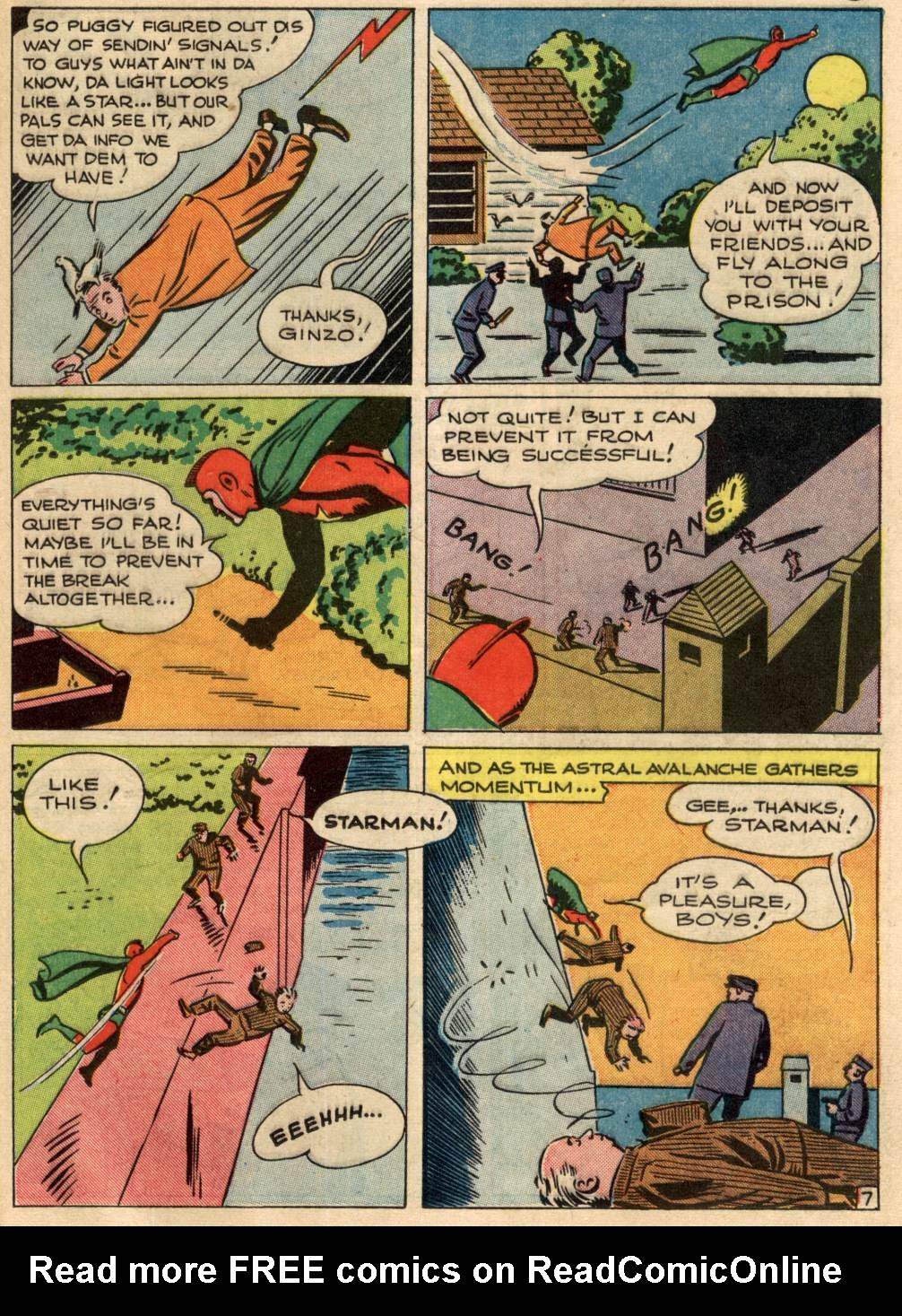 Read online Adventure Comics (1938) comic -  Issue #100 - 37