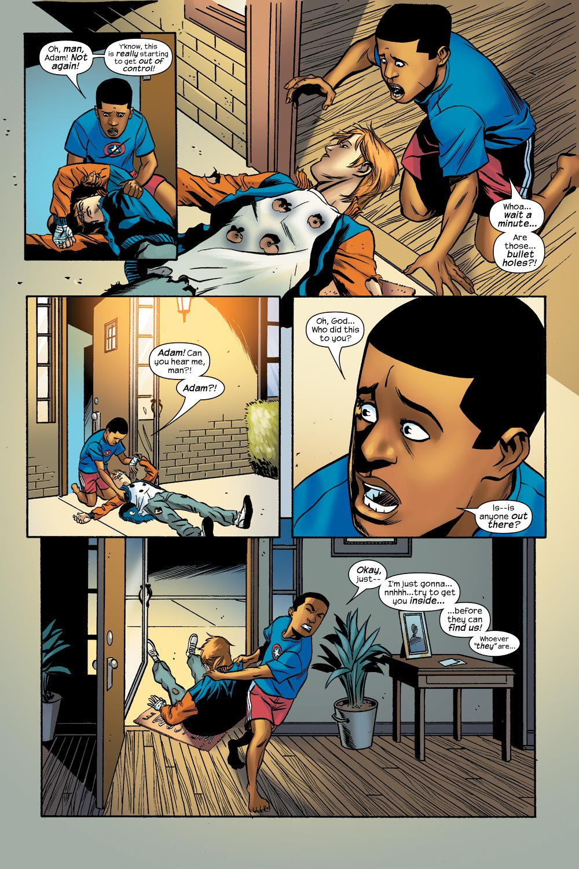 Read online Machine Teen comic -  Issue #3 - 19