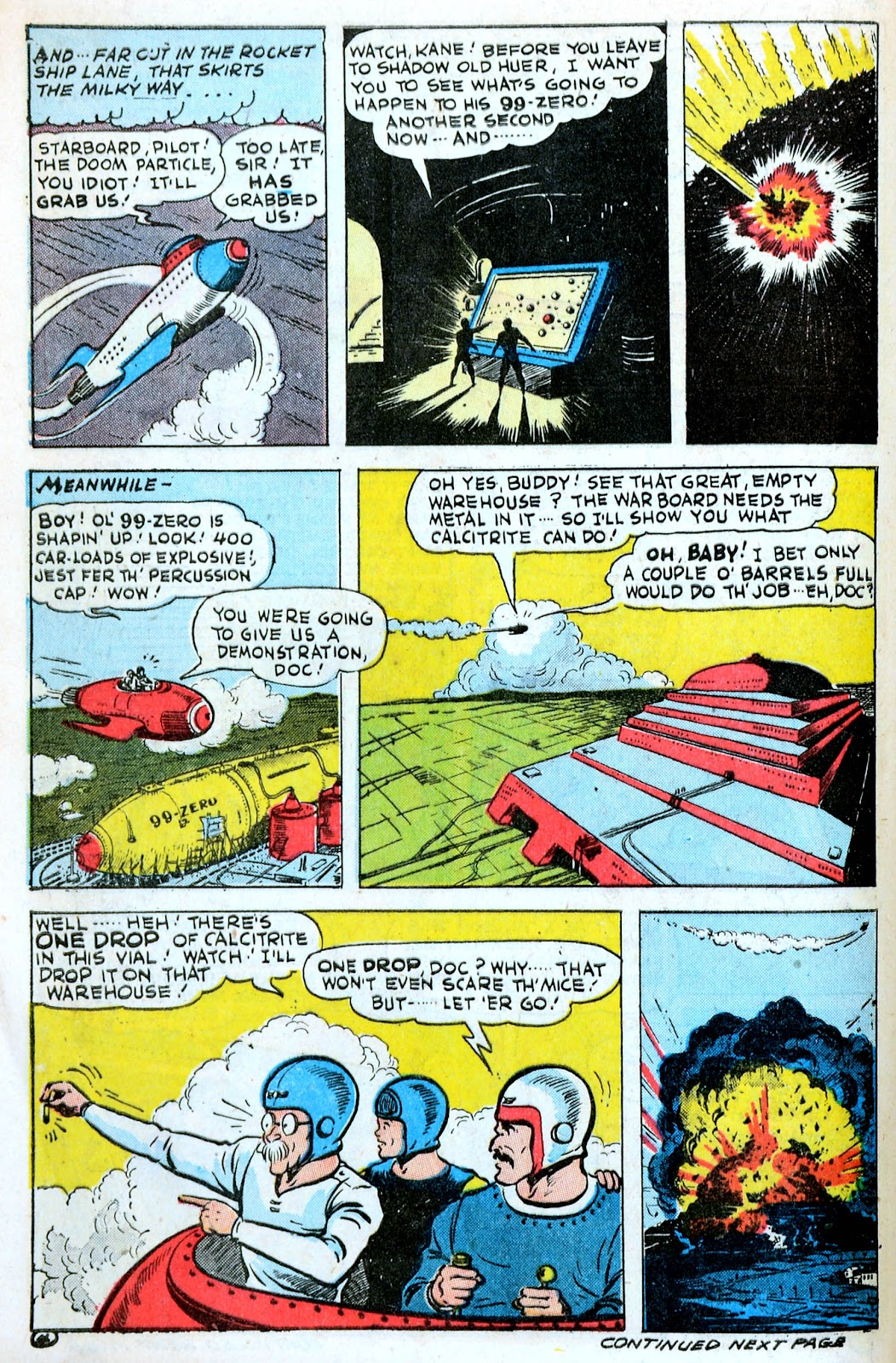 Read online Famous Funnies comic -  Issue #123 - 8