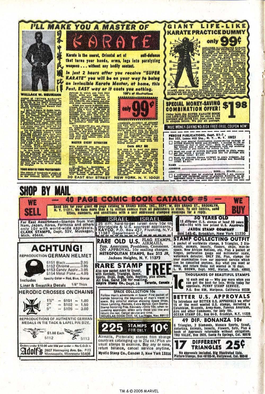 Read online Uncanny X-Men (1963) comic -  Issue #81 - 12
